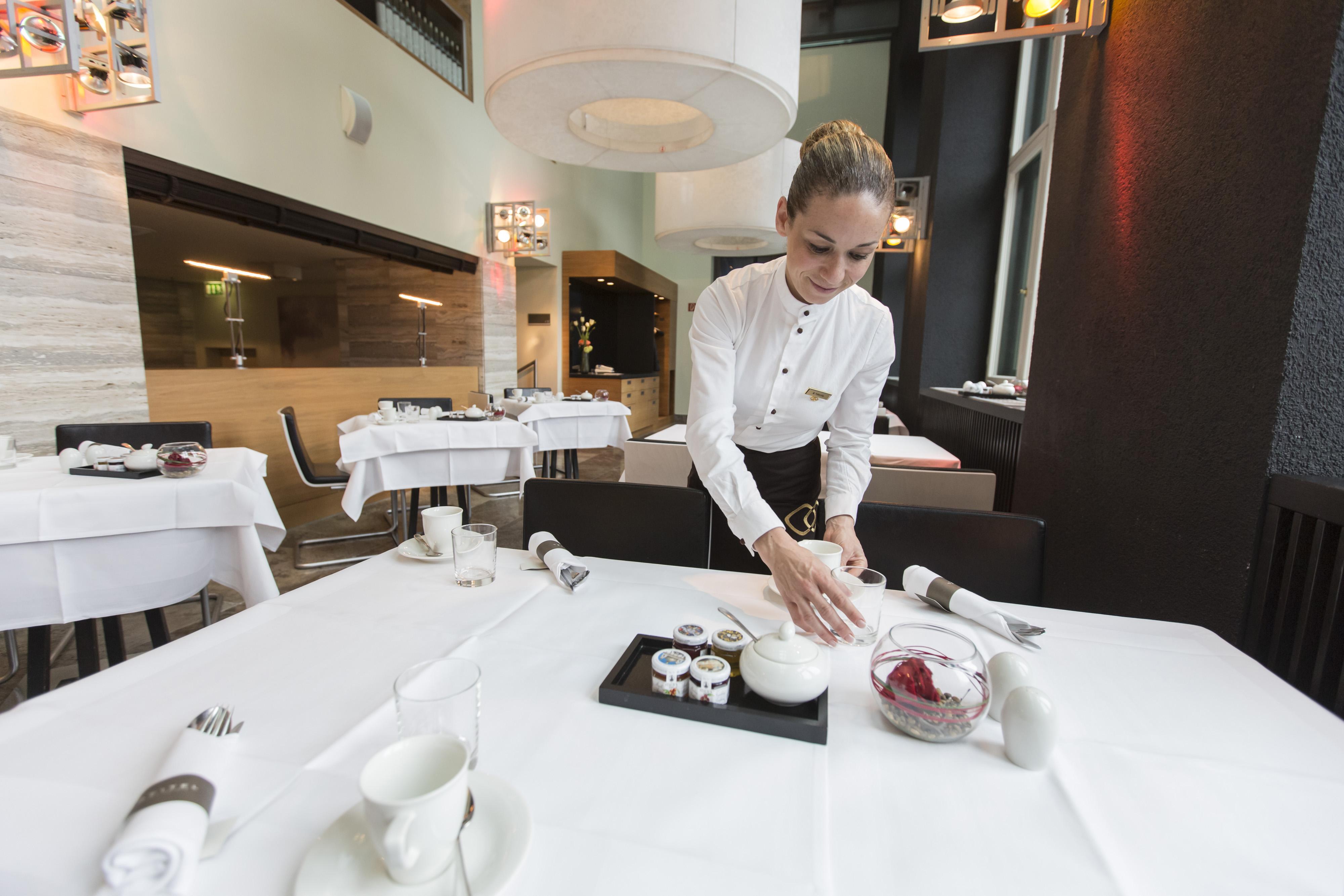 Hospitality Operations Inside A Sofitel Luxury Hotel