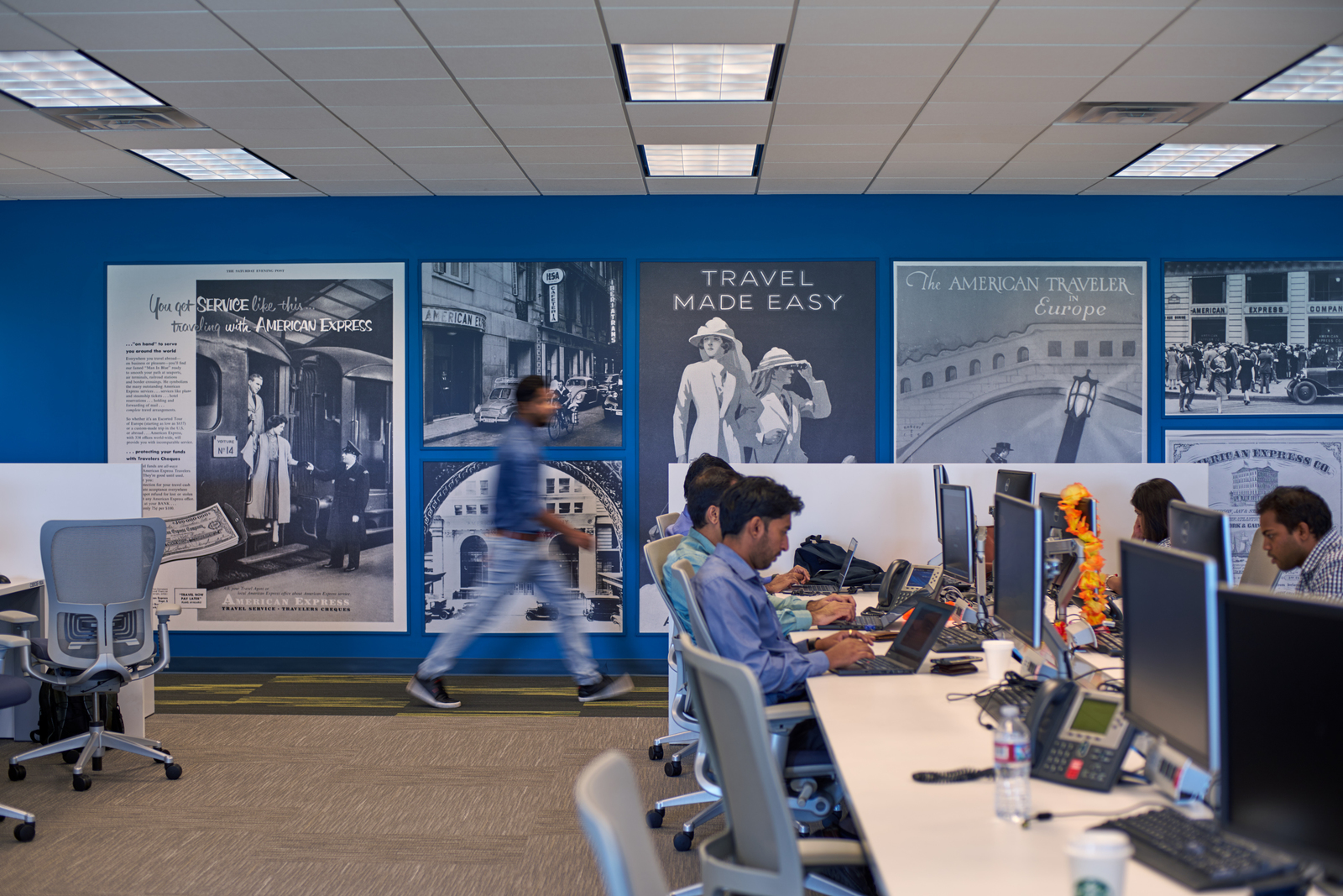 Multinational workplaces 2016- American Express