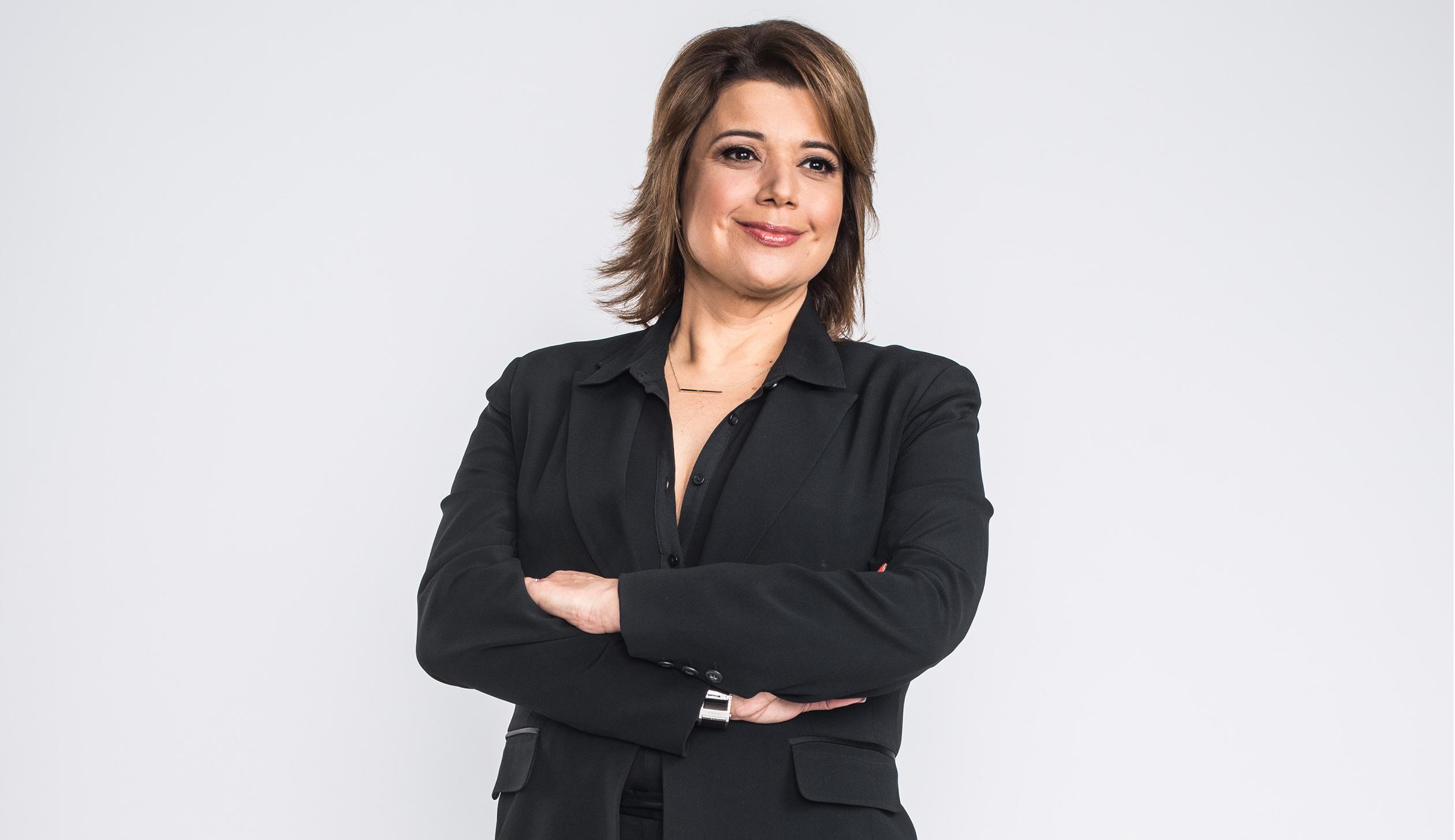 Republican strategist and political commentator Ana Navarro