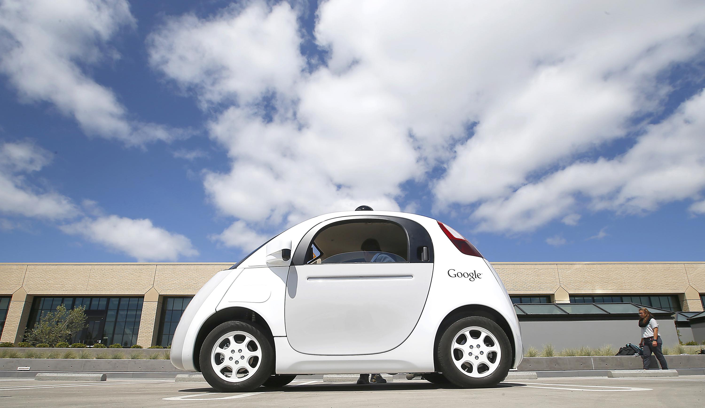 Self-Driving Cars-California