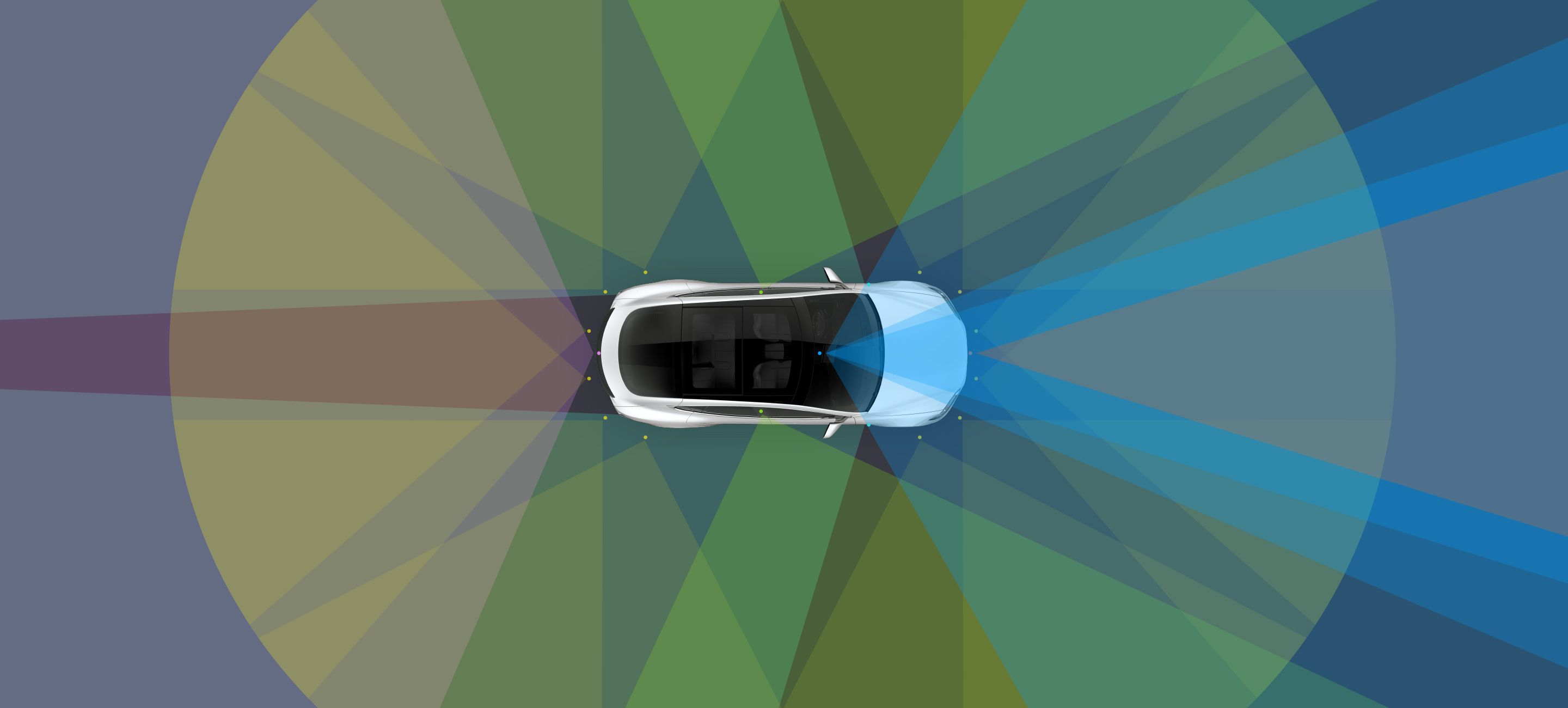Tesla announced Wednesday, October 19, 2016 that all new cars will be equipped with self-driving hardware.