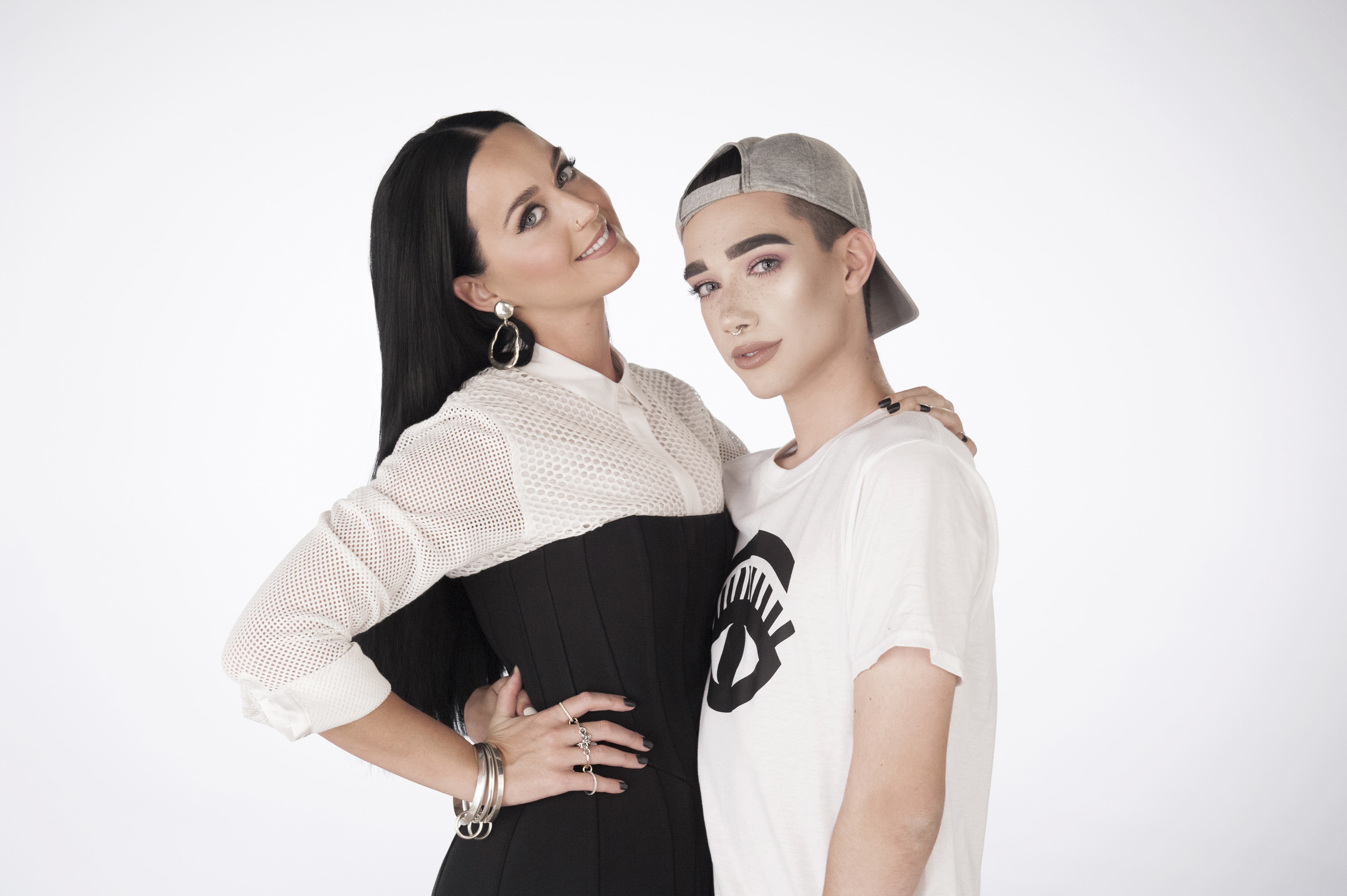 Coty's CoverGirl has named social media star James Charles to serve as brand's first-ever male CoverGirl.