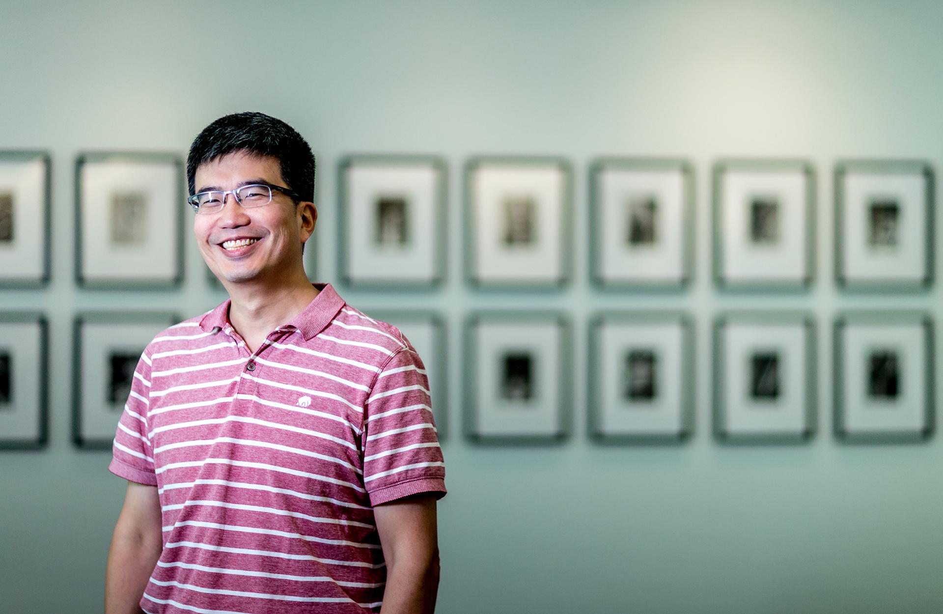 Microsoft's David Chiou