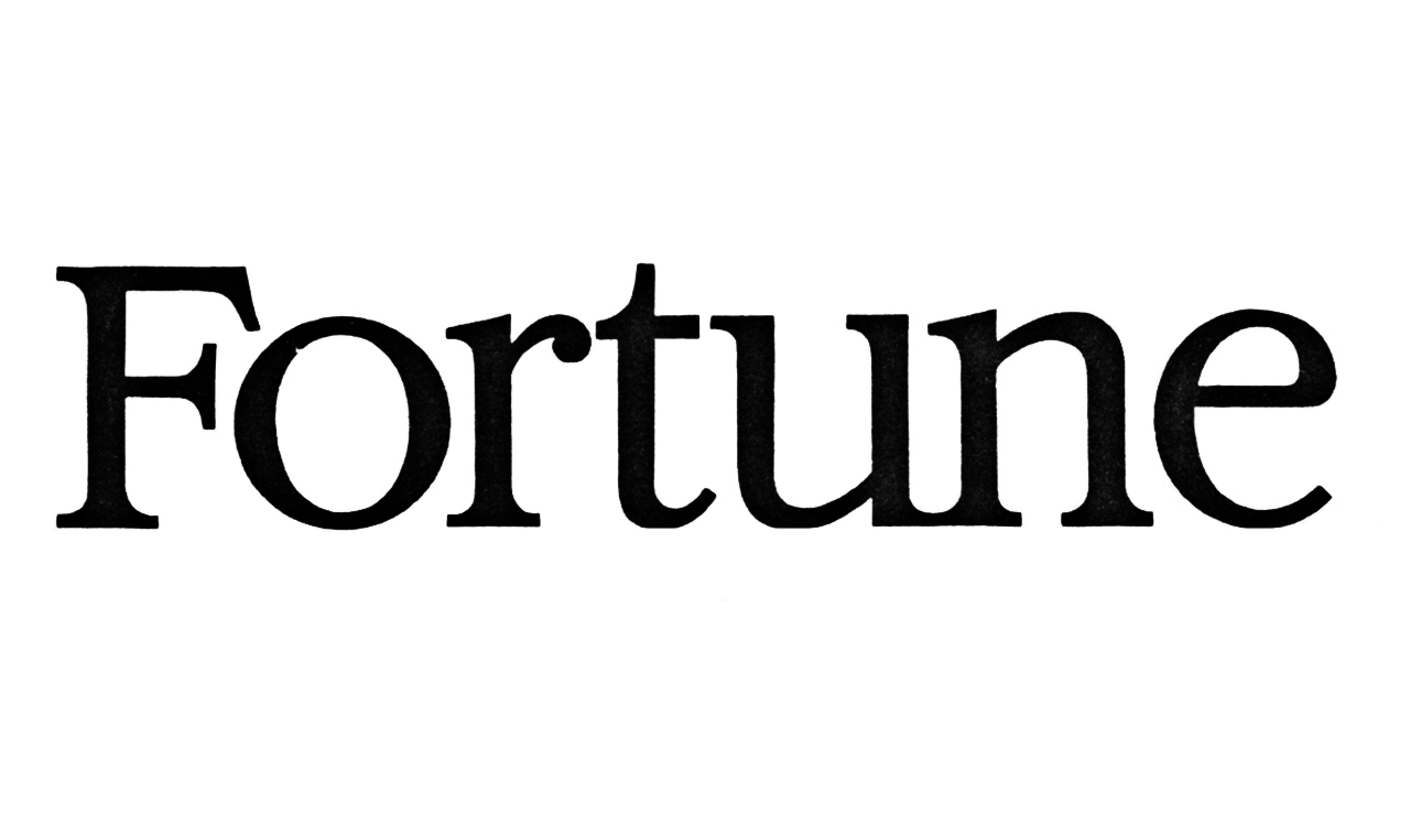 The Fortune Logo, 1930-1948