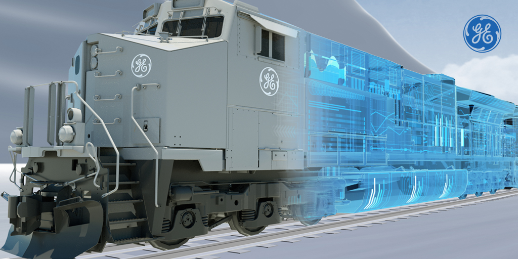 "GE Transportation in collaboration with Intel Corp., introduced a ""superbrain"" platform solution in 2016 for locomotives that transforms them into mobile data headquarters—helping make trains smarter and faster."