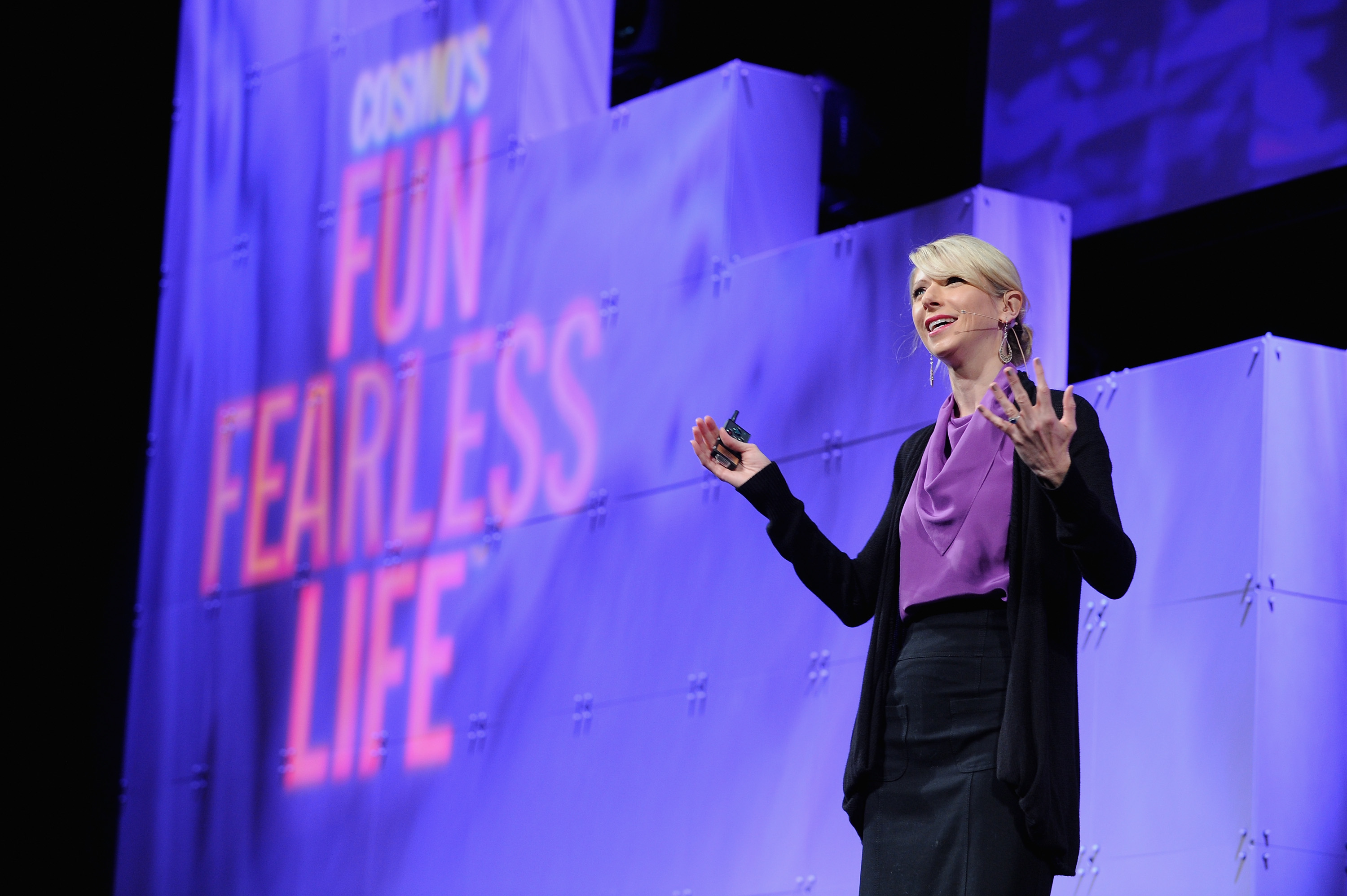 Cosmopolitan Magazine's Fun Fearless Life Conference Powered By WME Live - Day 1