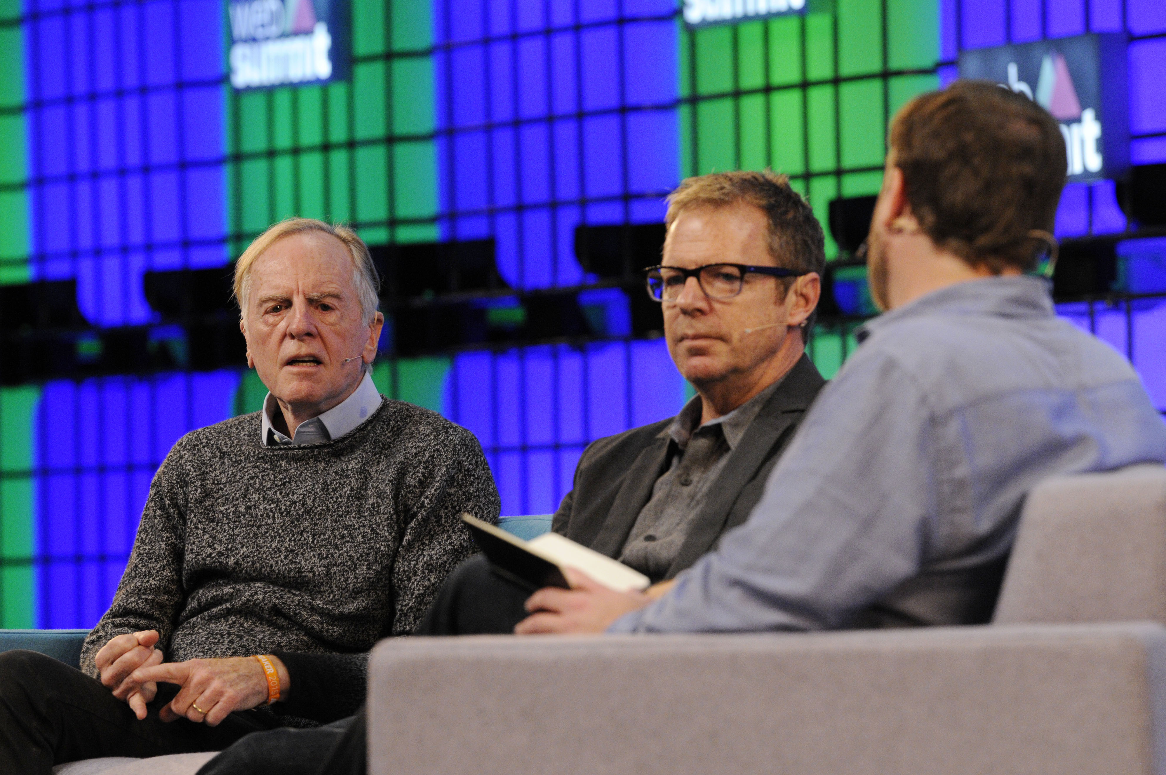 Speakers At The 2015 Web Summit