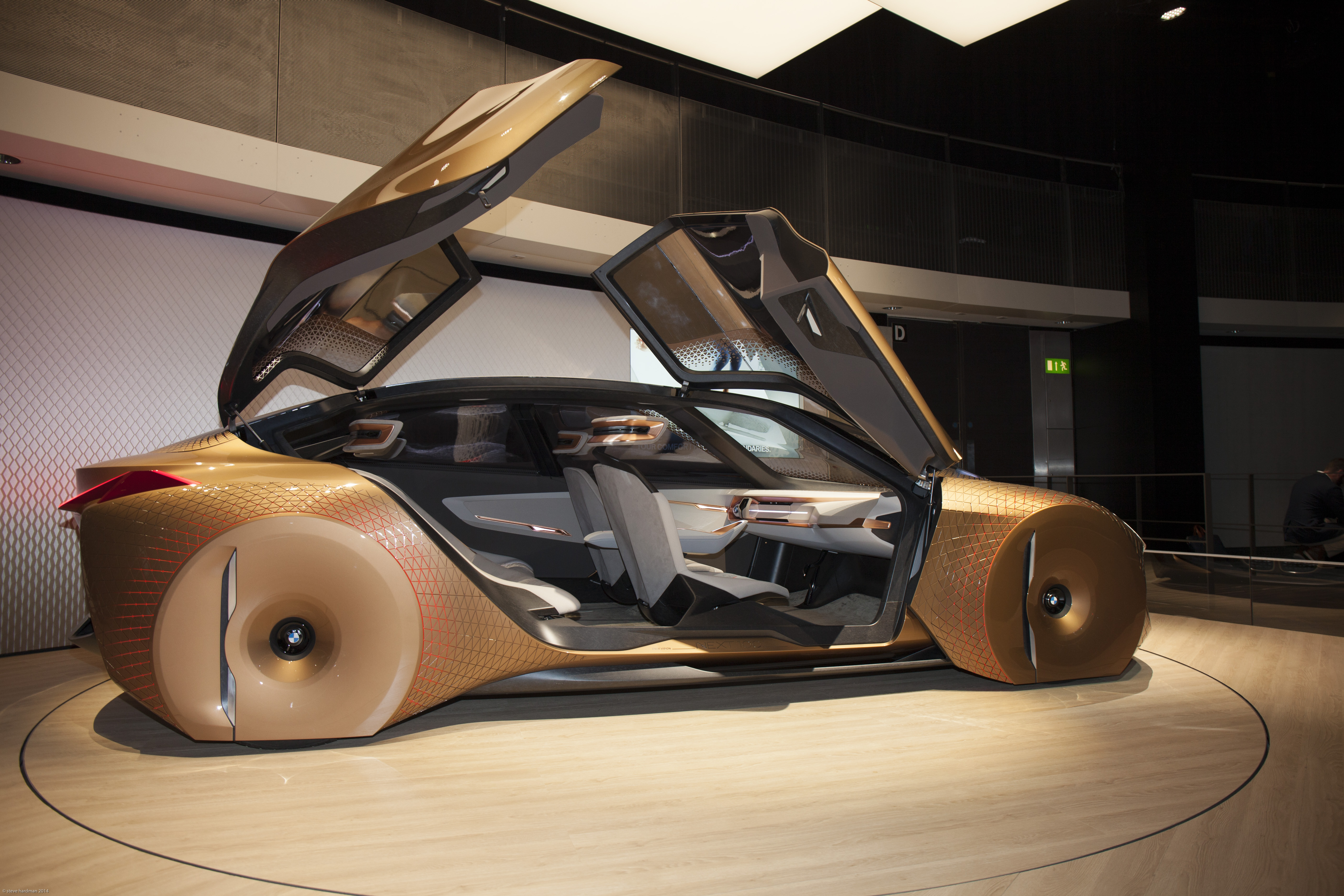 BMW Group Unveils Three Vision Next 100 Vehicles to Celebrate its Centenary