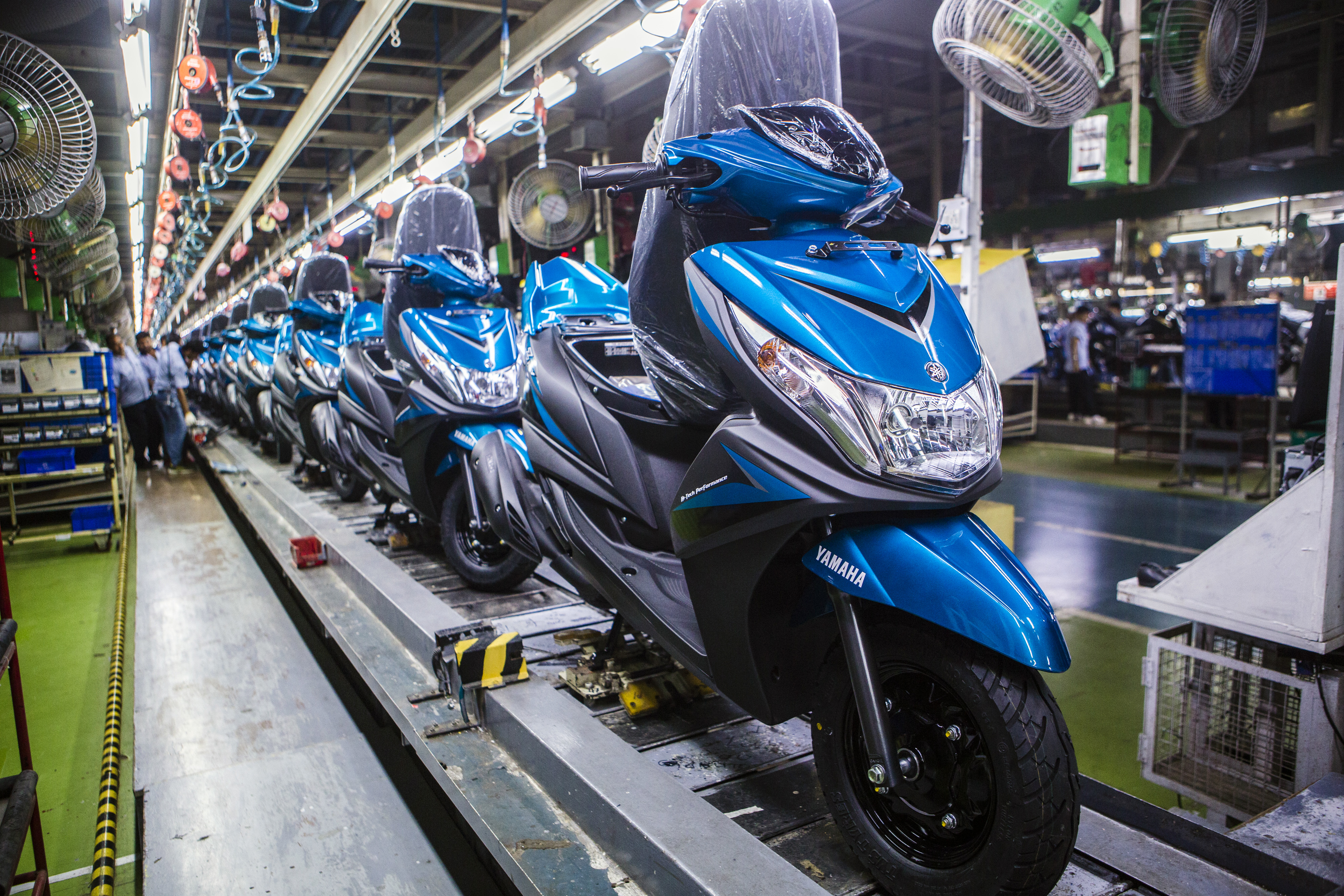 Yamaha Looks To Green Power To Cut Manufacturing Costs In India