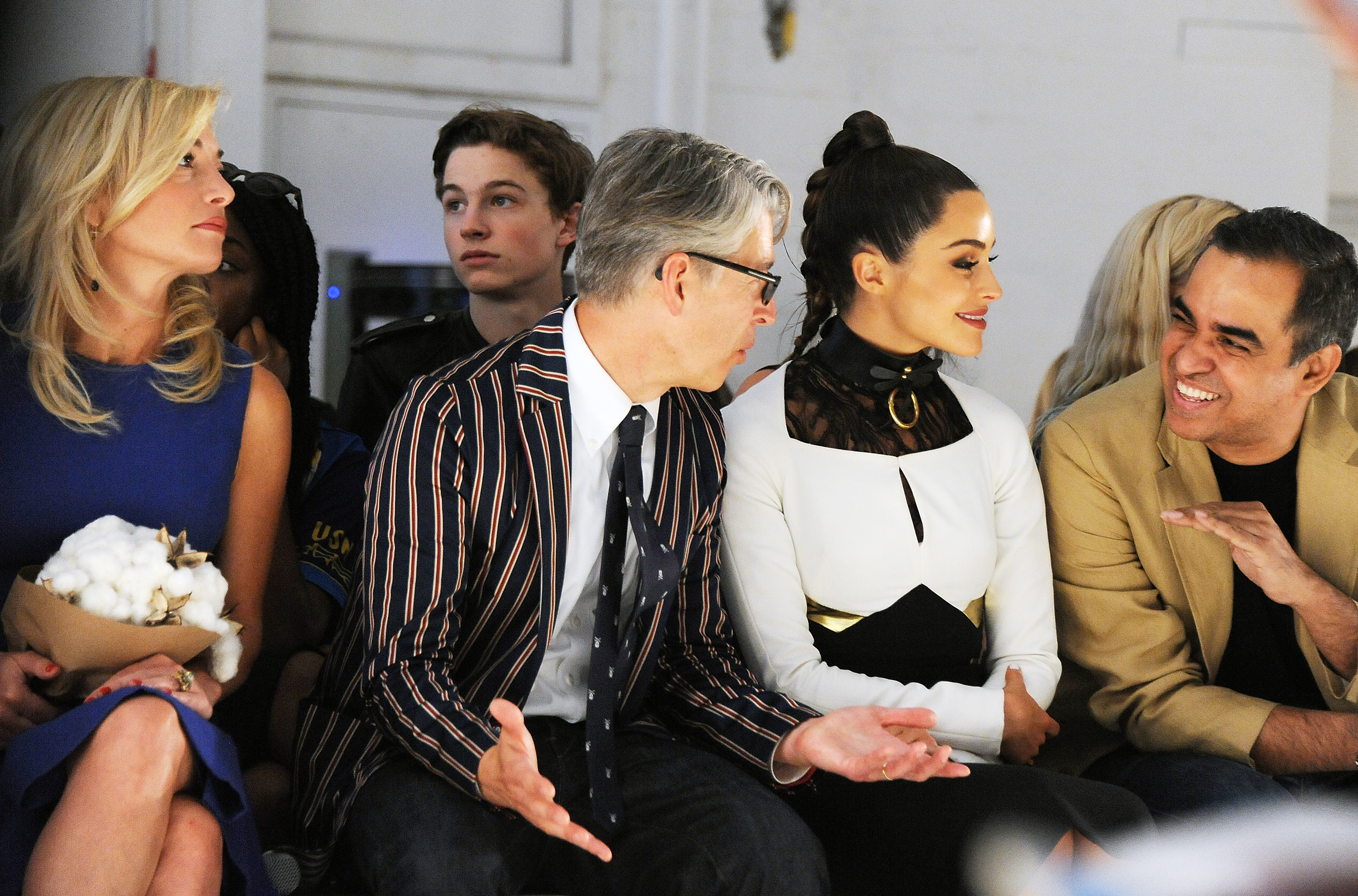 Supima - Front Row & Backstage - September 2016 New York Fashion Week: The Shows