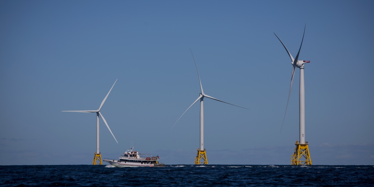 Why the Country's First Offshore Wind Farm Is Such a Big Deal