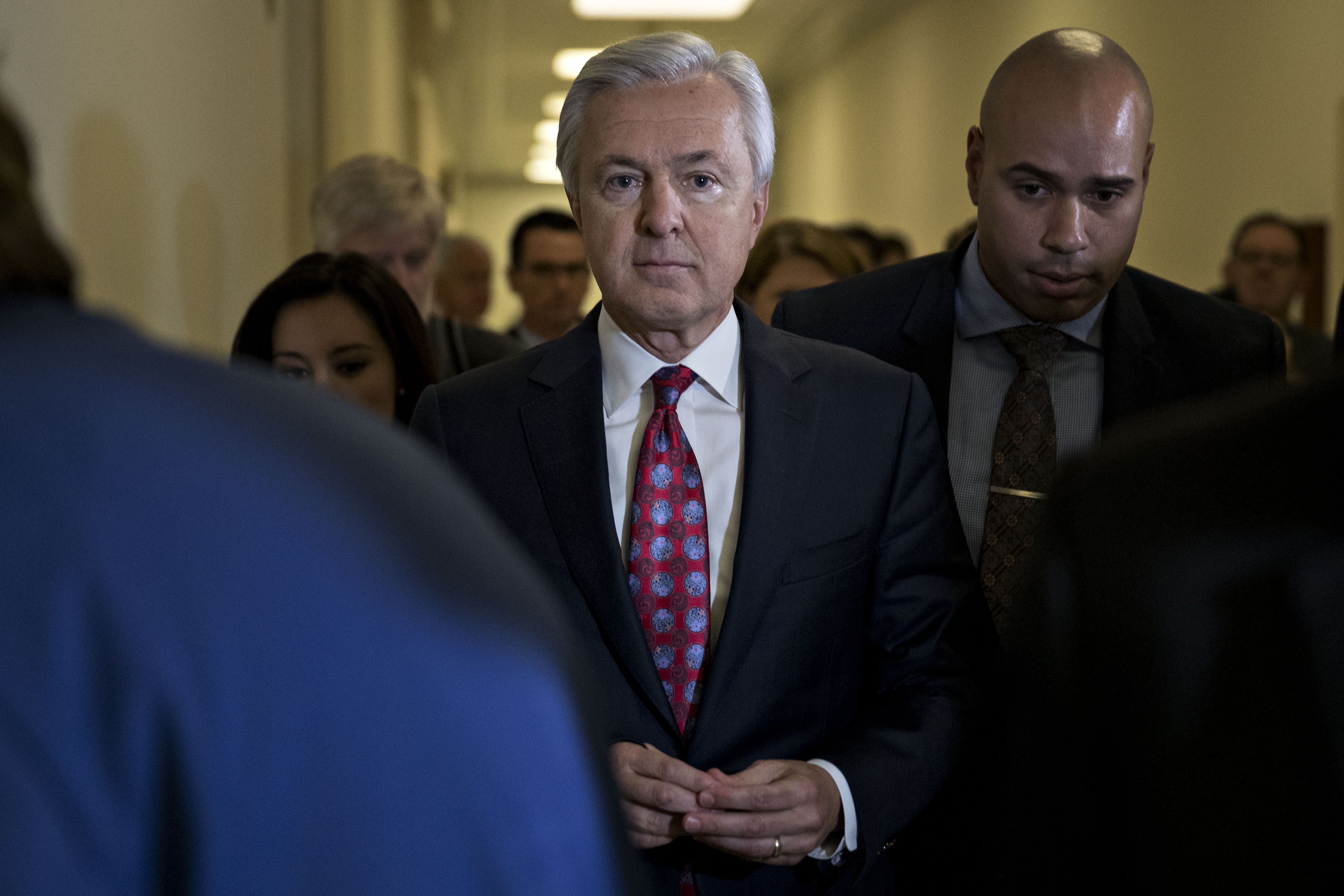 Wells Fargo CEO John Stumpf Testifies To The House Financial Services Committee