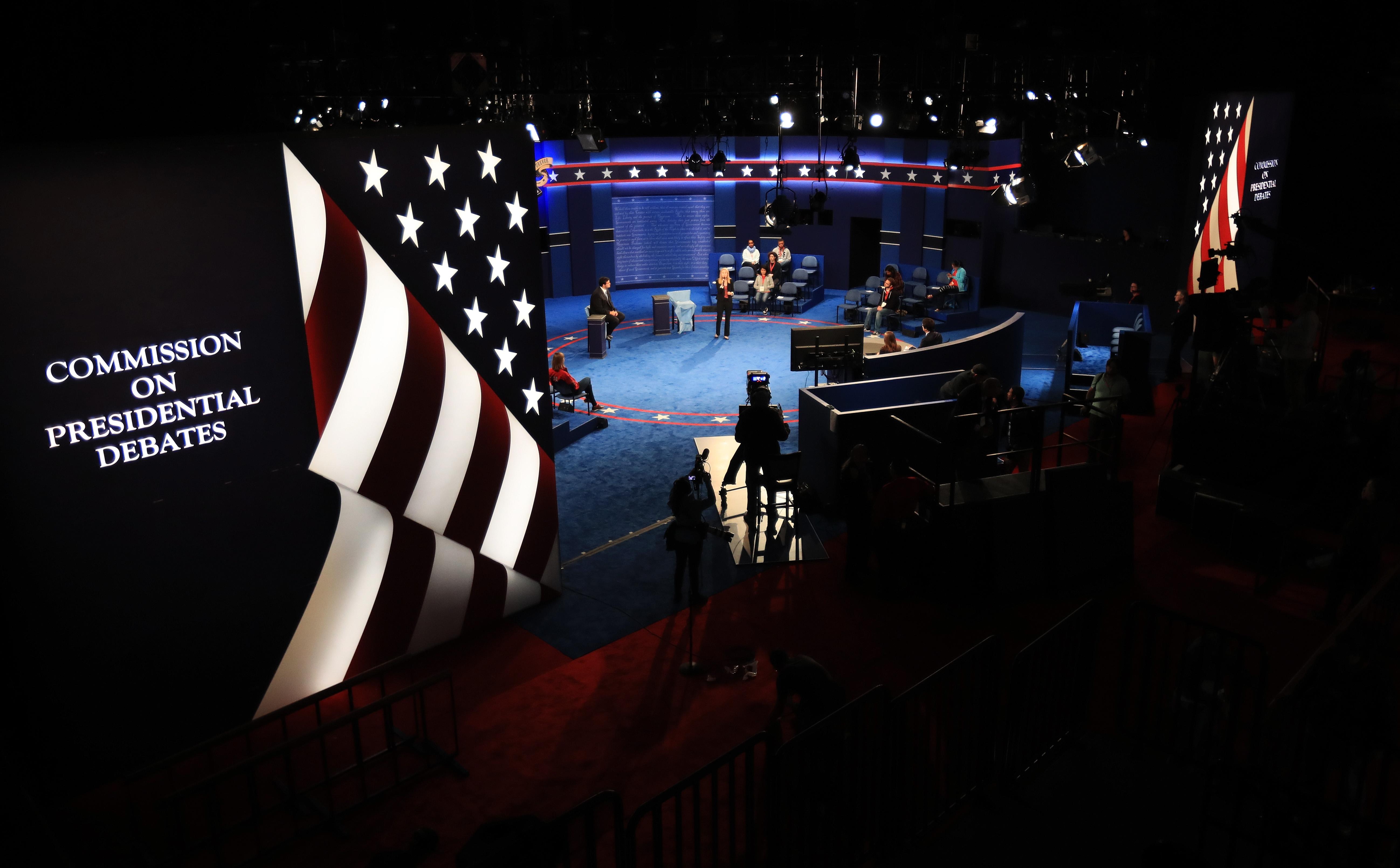 St. Louis Prepares For Second Presidential Debate