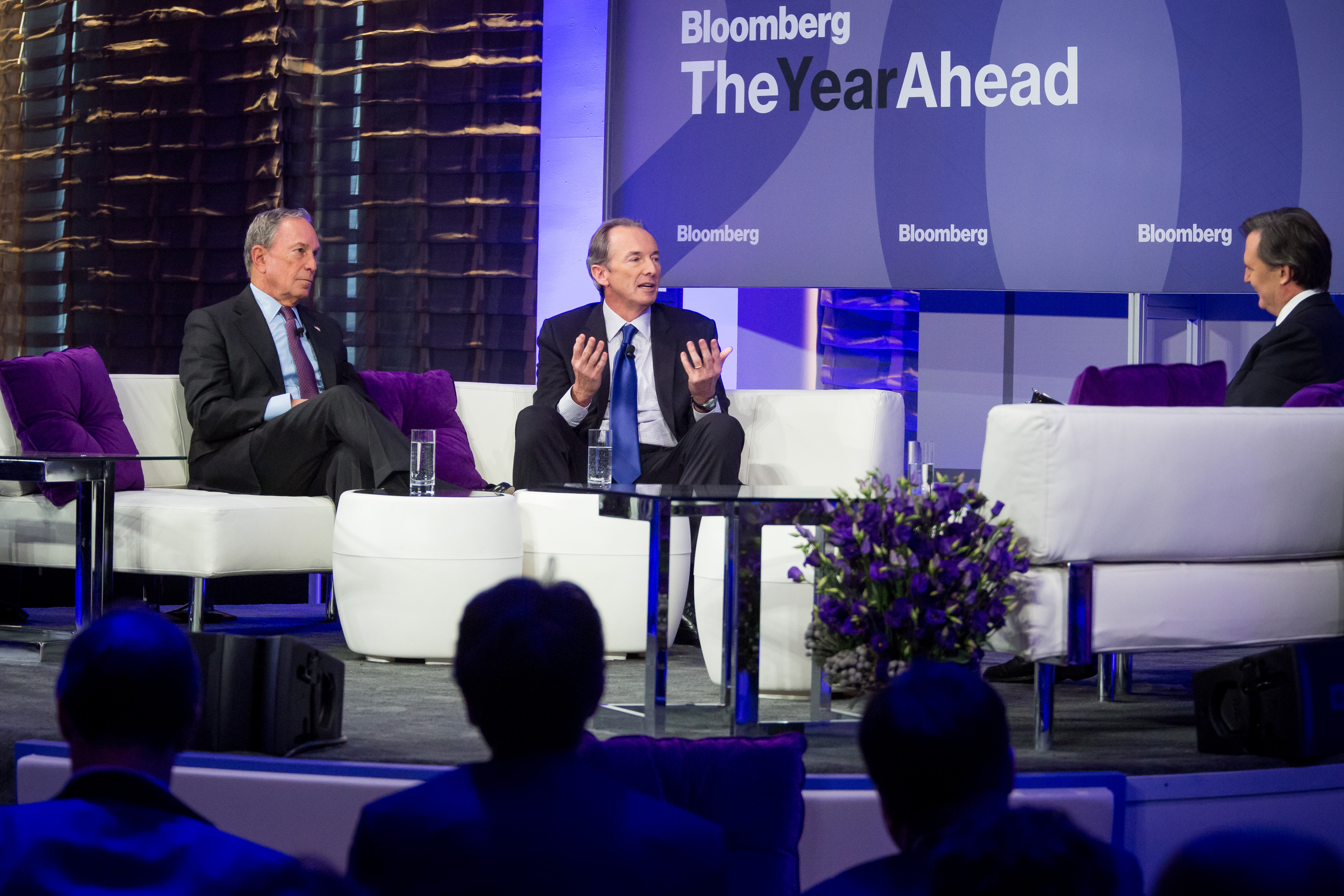 Key Speakers At The Bloomberg Year Ahead Summit