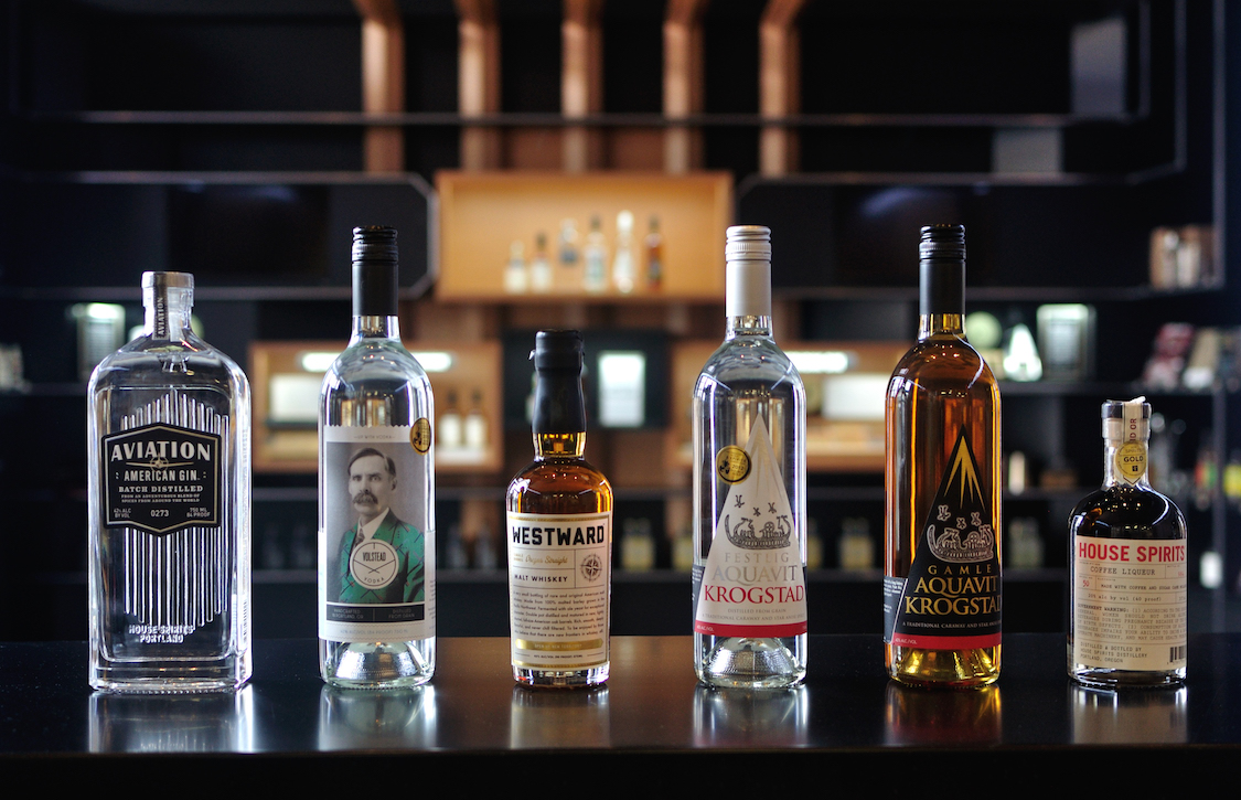 Portland, Oregon-based House Spirits Distillery is a craft spirits producer that makes Aviation Gin and Westward Whiskey.