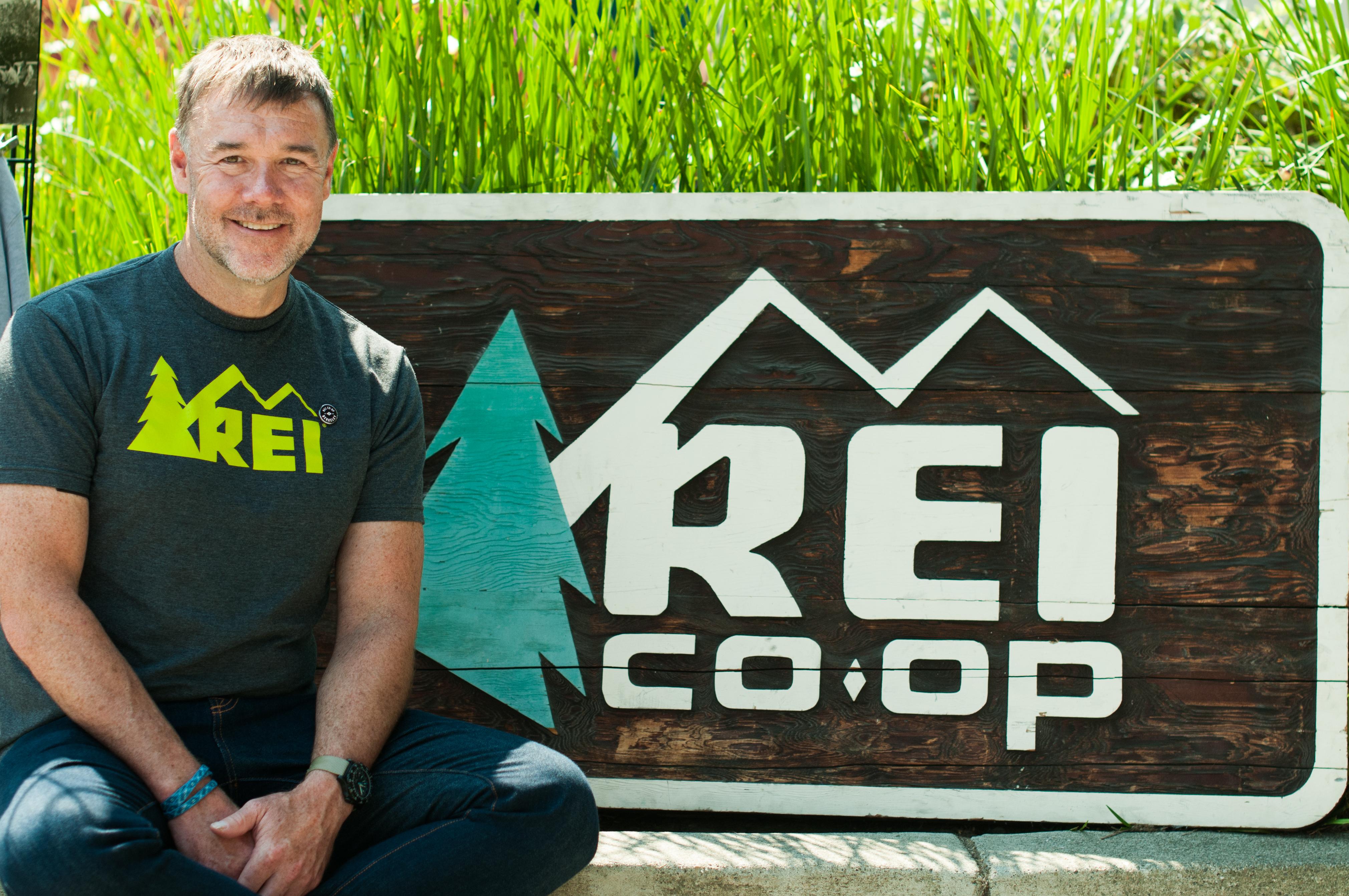 REI CEO Jerry Stritzke