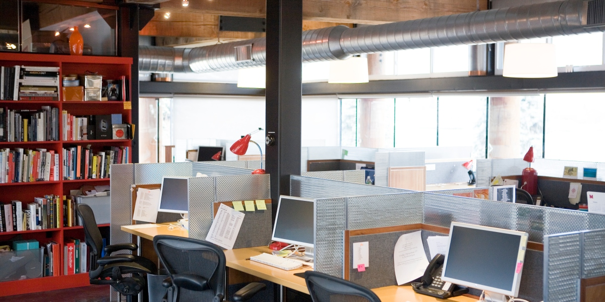 Why Every Startup CEO Should Not Have an Office