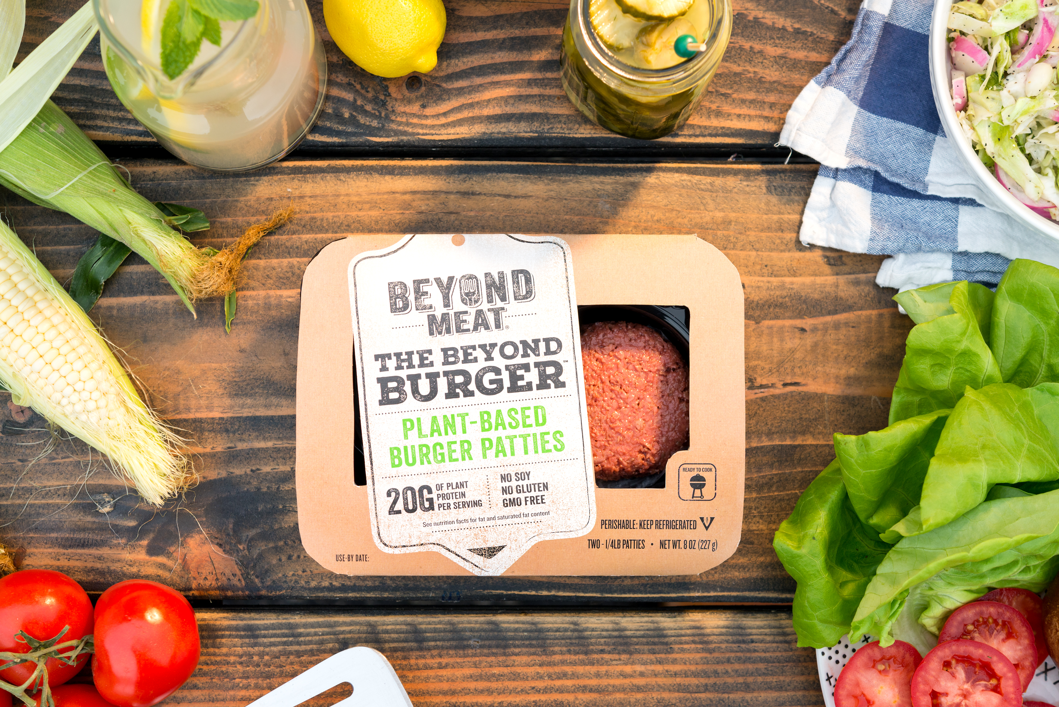 Tyson Foods has taken a 5% stake in plant-based protein producer Beyond Meat.