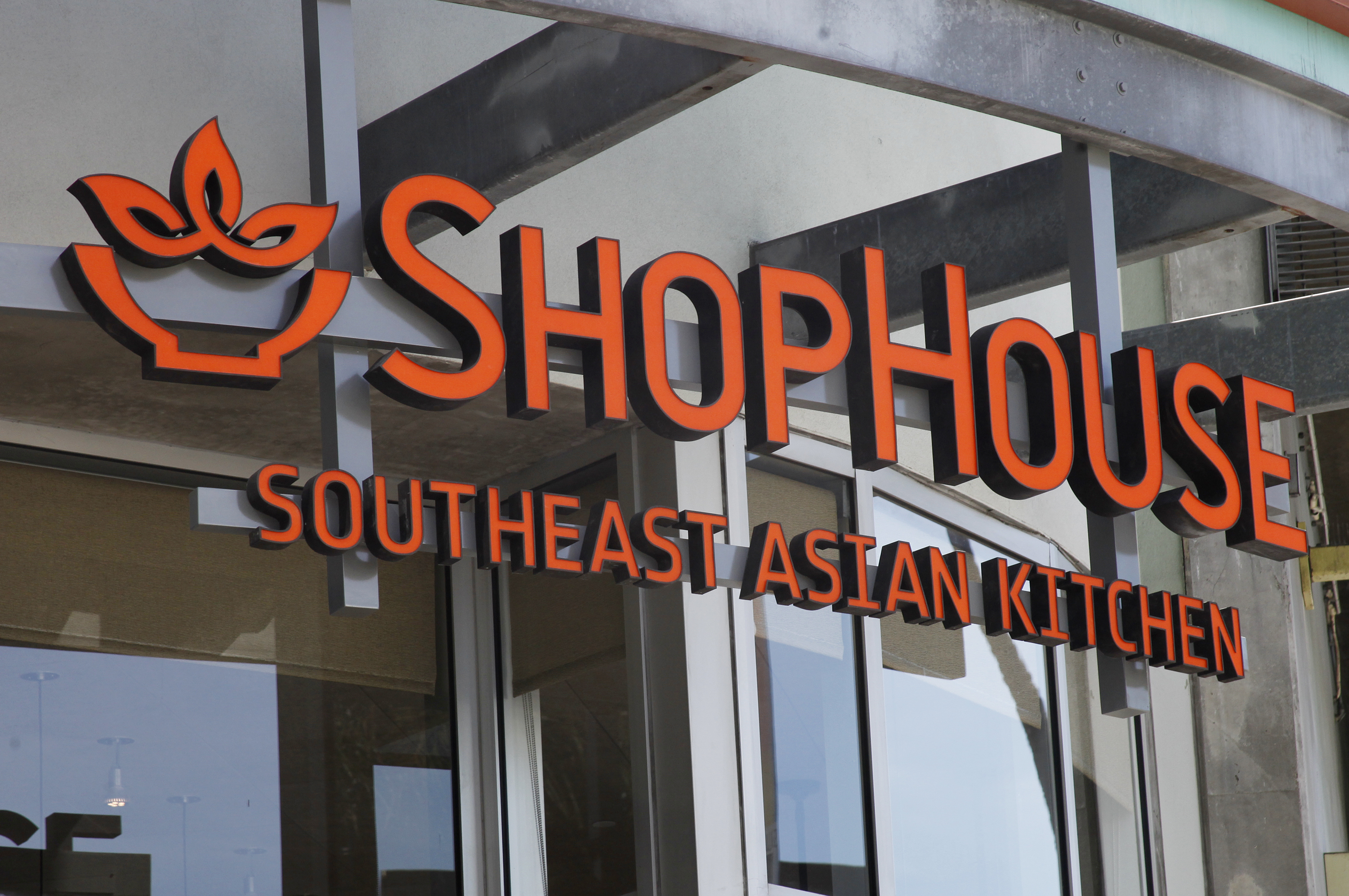 A ShopHouse Southeast Asian Kitchen is pictured in Hollywood, California