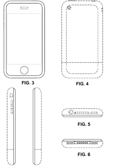 US patent D618677