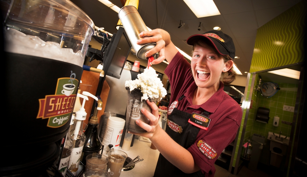 Best Retail Workplaces 2016- Sheetz