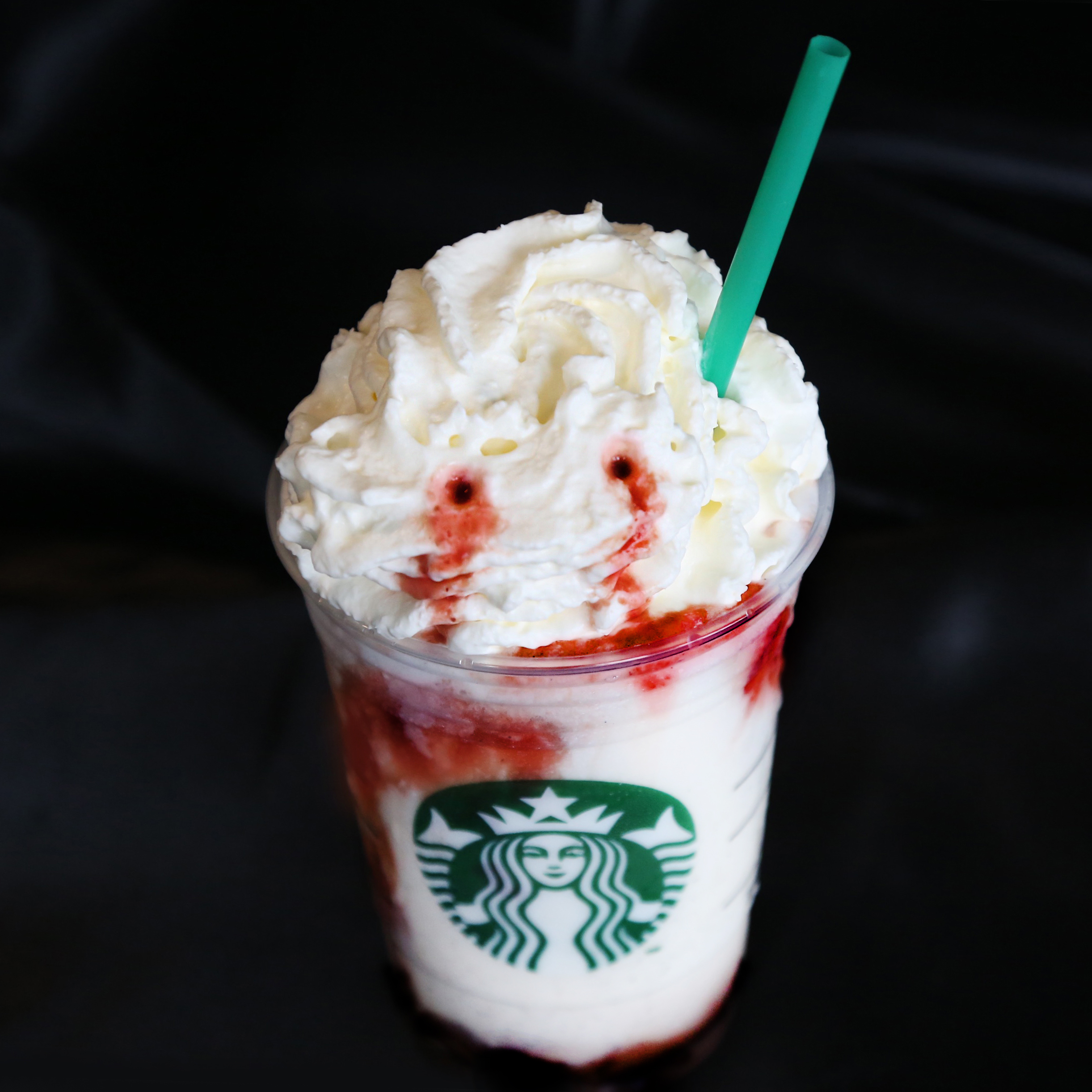 Starbucks brings back its frightful Frappuccino just in time for Halloween.
