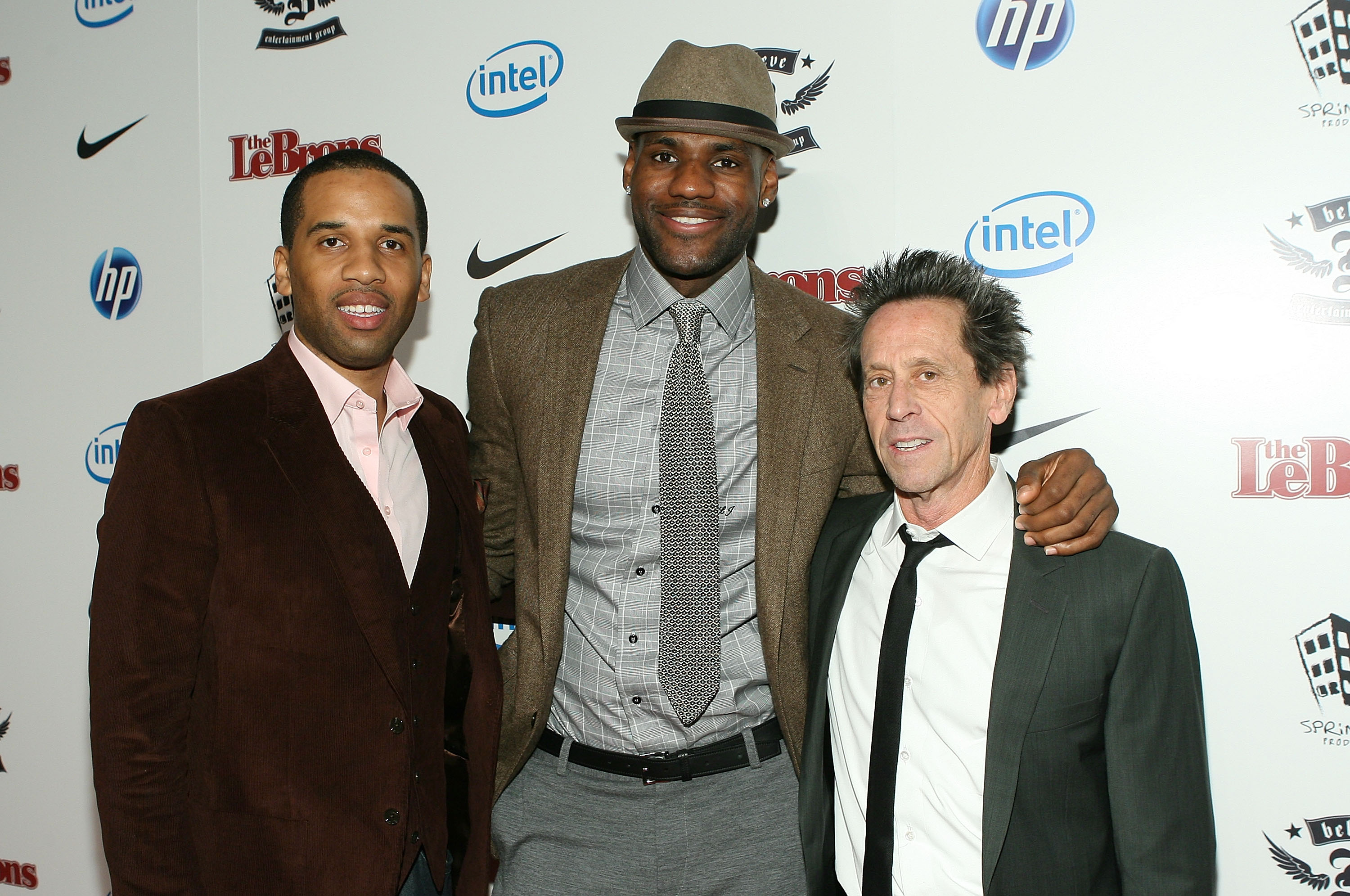 "LeBron James, Spring Hill Productions And Believe Entertainment Group Debut ""The LeBrons"""