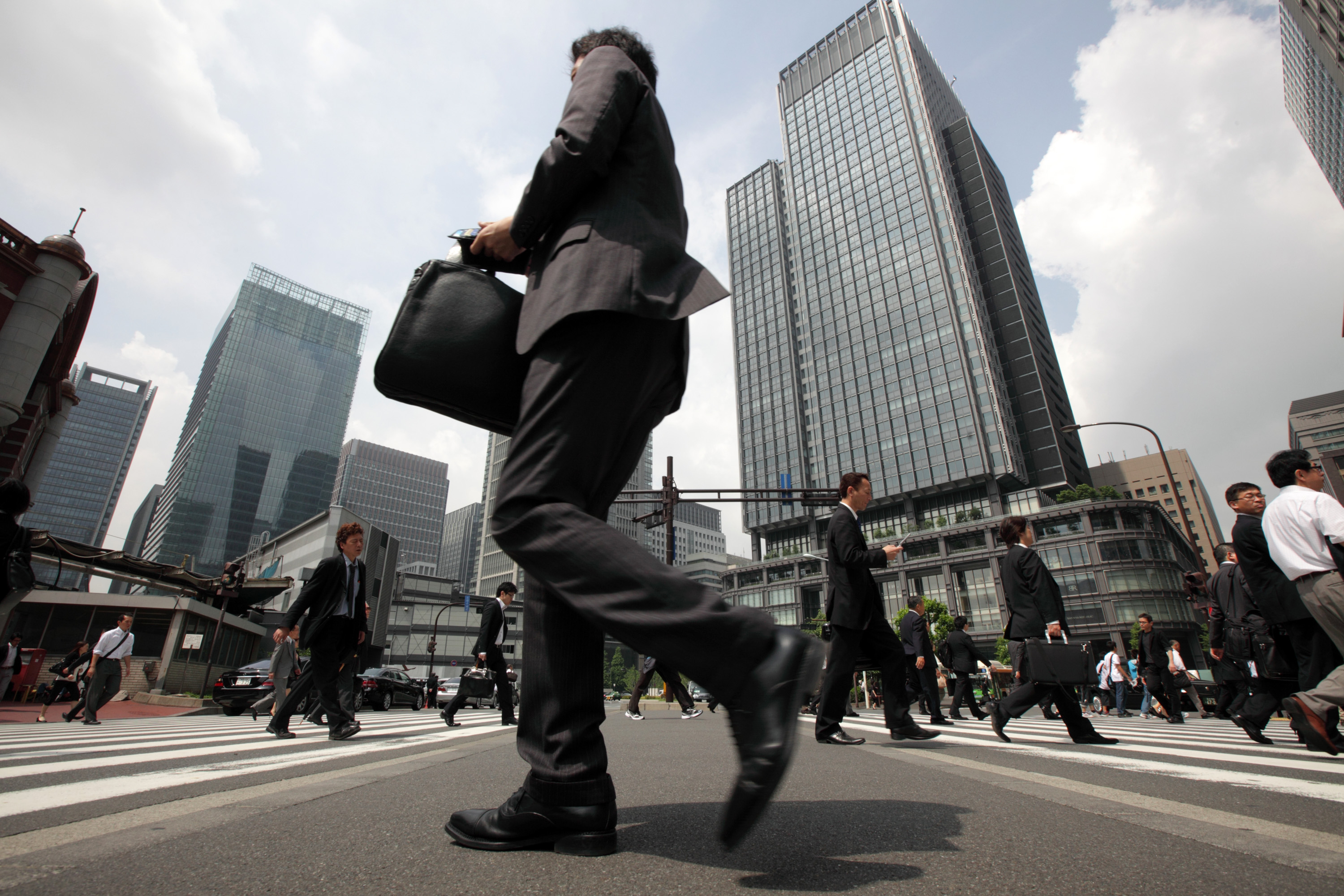 Japan Rebound Shows Signs Of Cooling As Unemployment Rate Rises