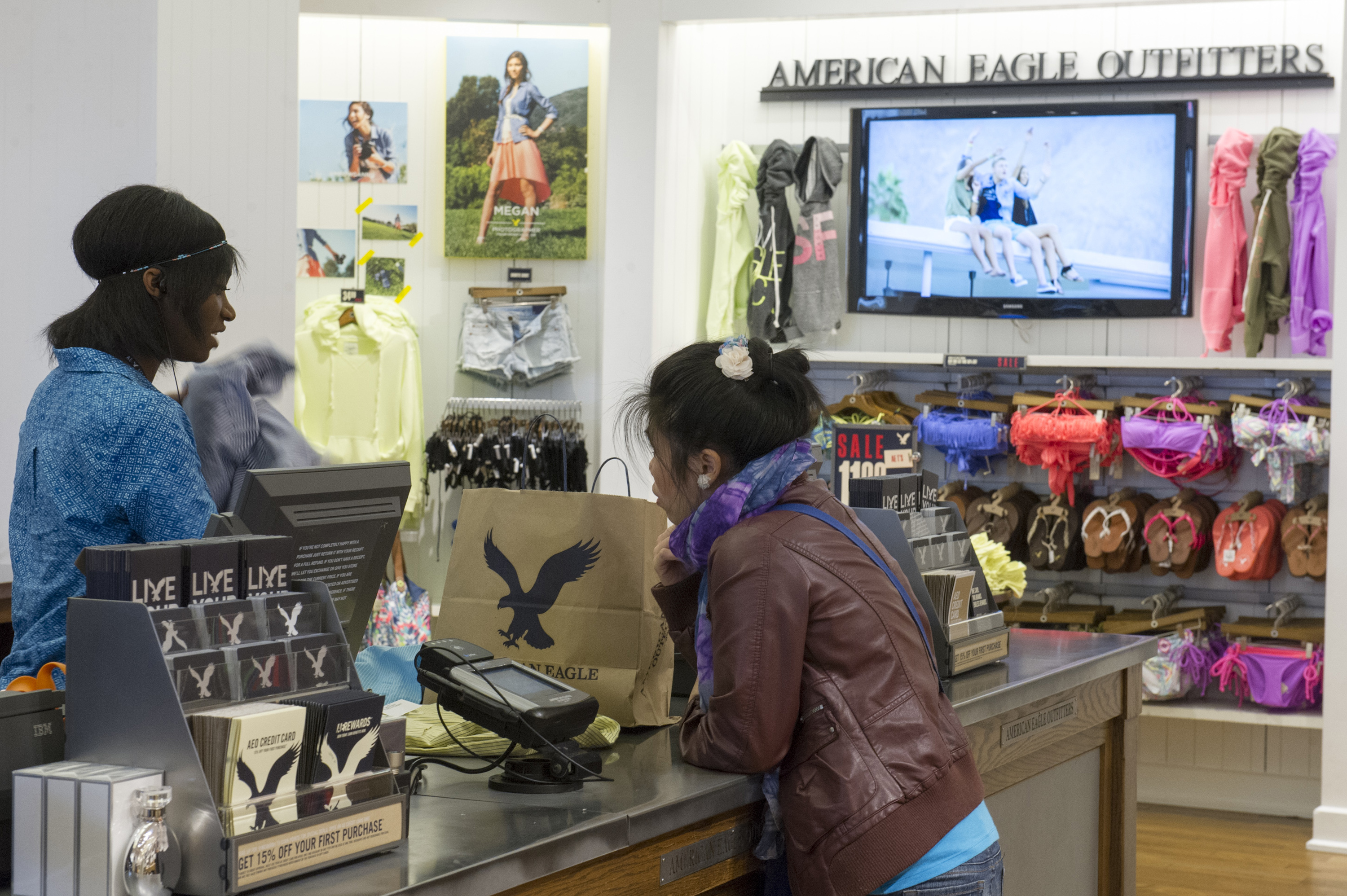 American Eagle Outfitters Inc. Announces Earnings