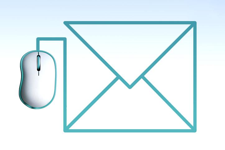 Mouse E-Mail