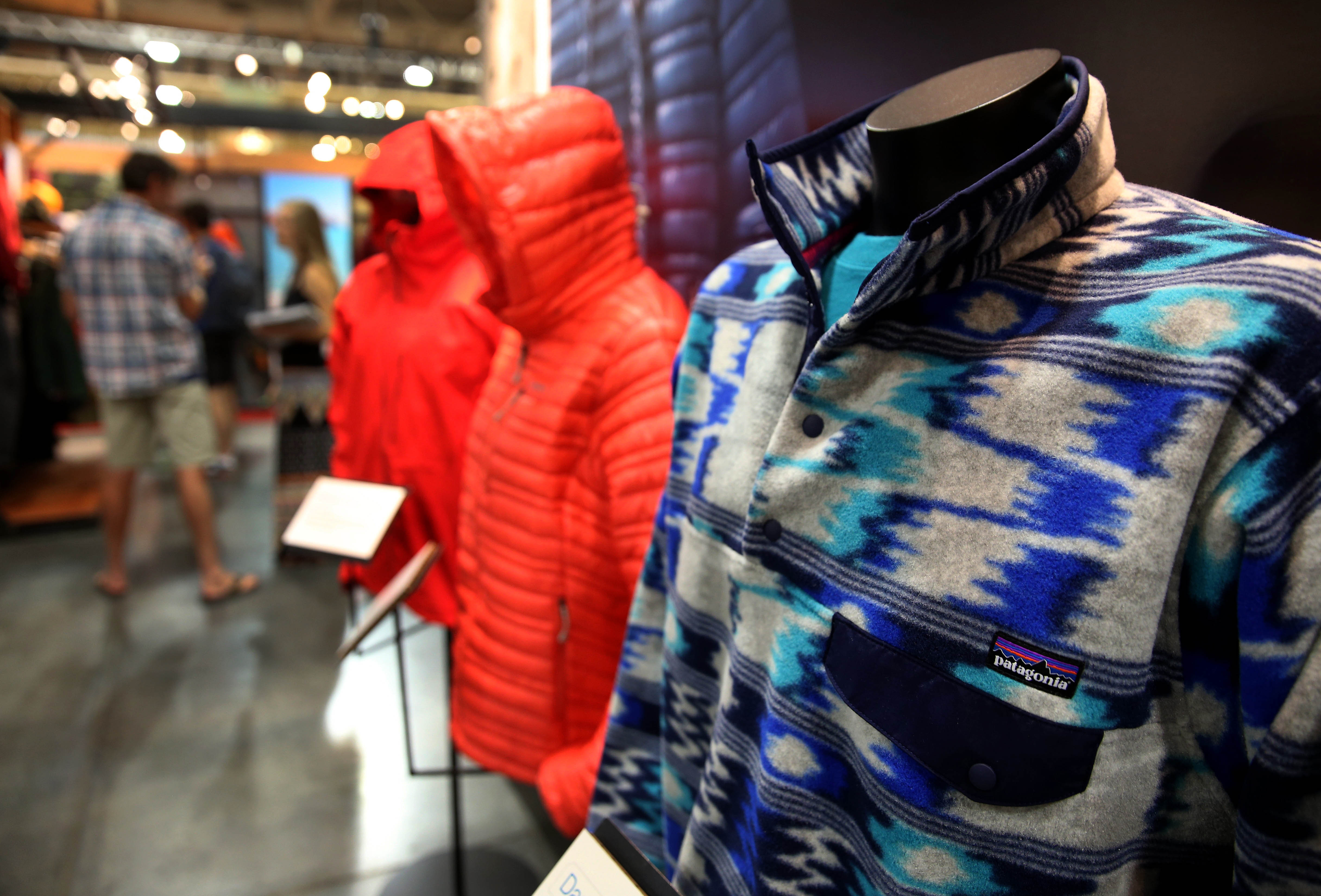 Inside The Outdoor Retailer Summer Market Show As Consumer Spending in U.S. Rose