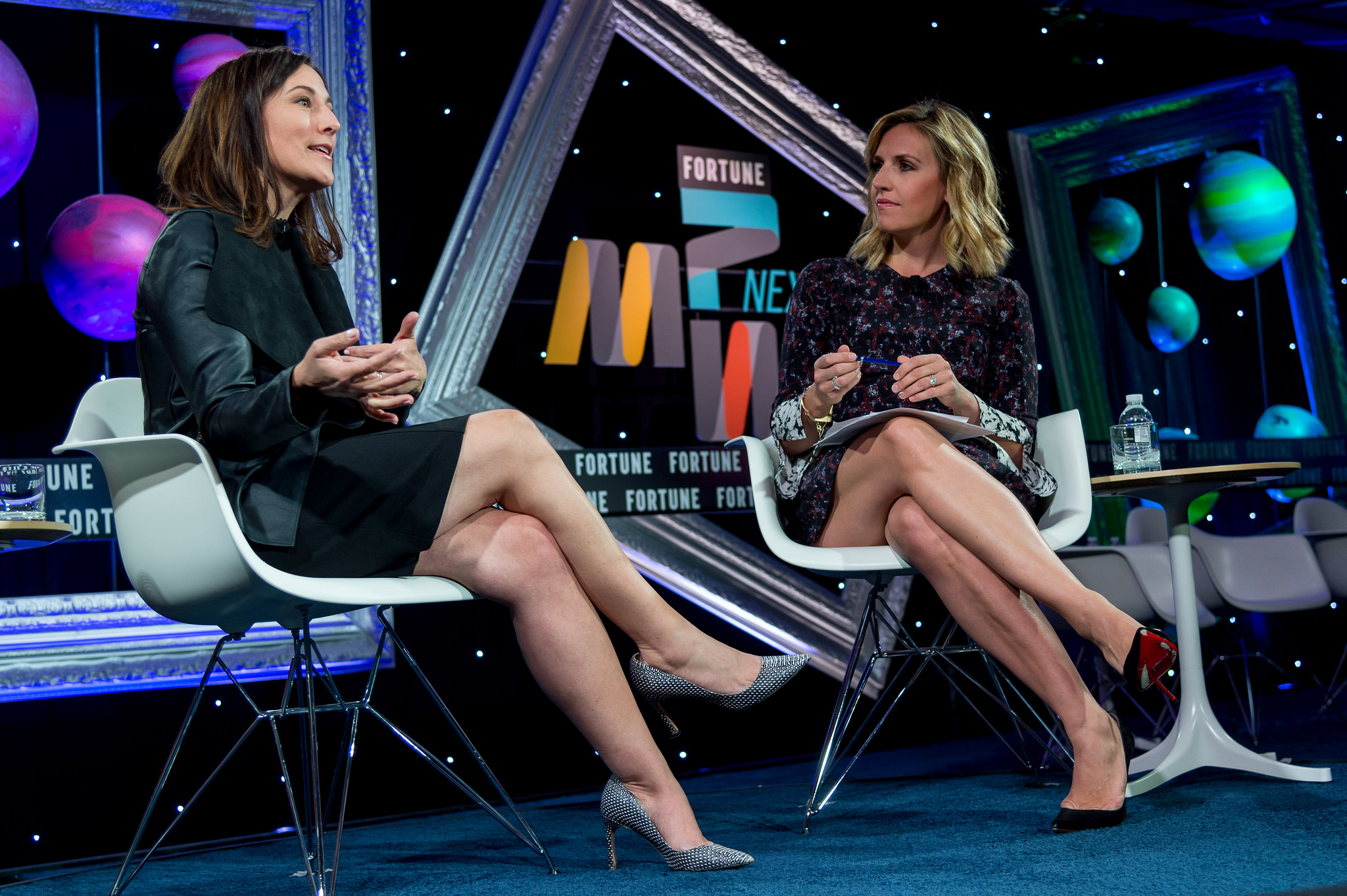 Lori Goler, Global Head, People, Facebook Interviewer: Poppy Harlow, Anchor, CNN Newsroom Weekend; Correspondent, CNN