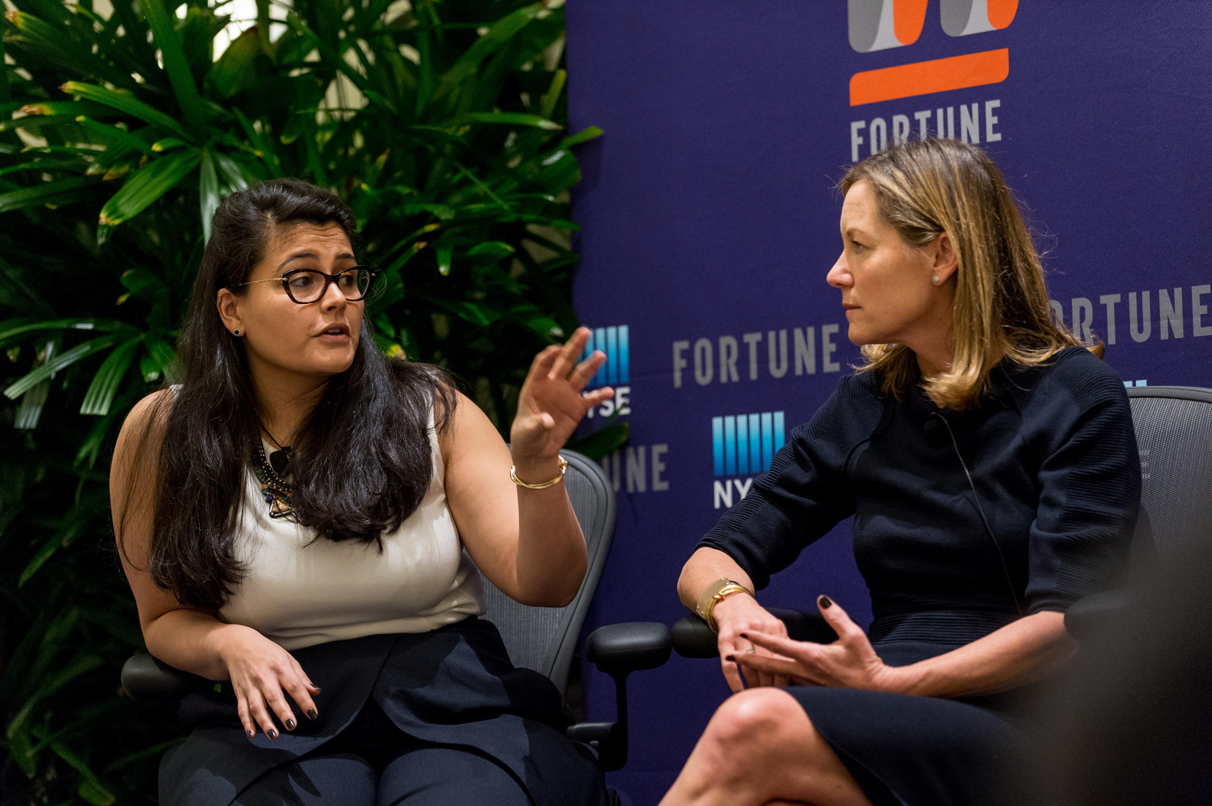 Fortune Most Powerful Women Next Gen 2016
