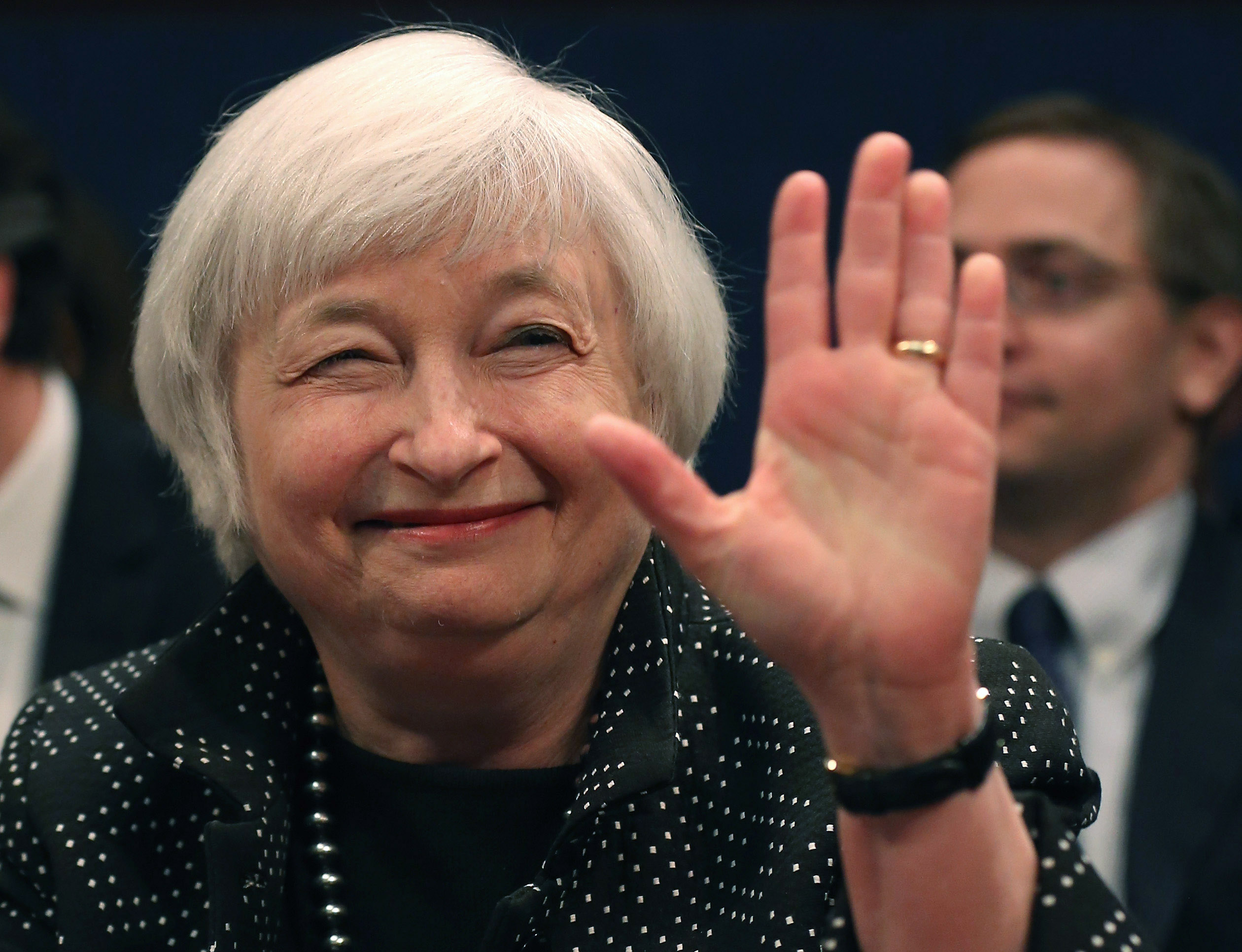 Federal Reserve Chair Janet Yellen Testifies To House Finance Committee On State Of Economy