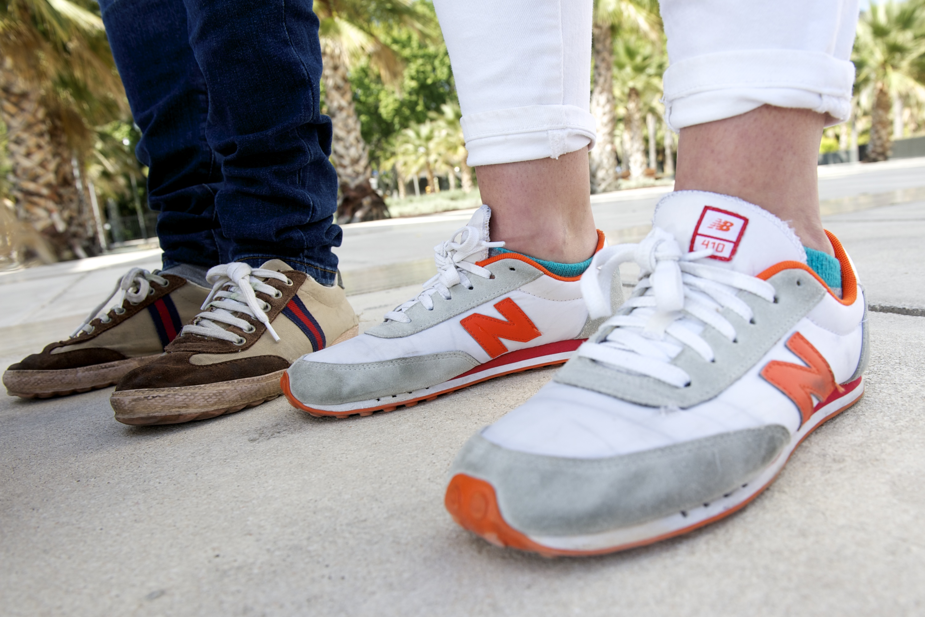 usted está Tibio judío  New Balance Sneakers Burned as Company Shows Support of Donald Trump |  Fortune
