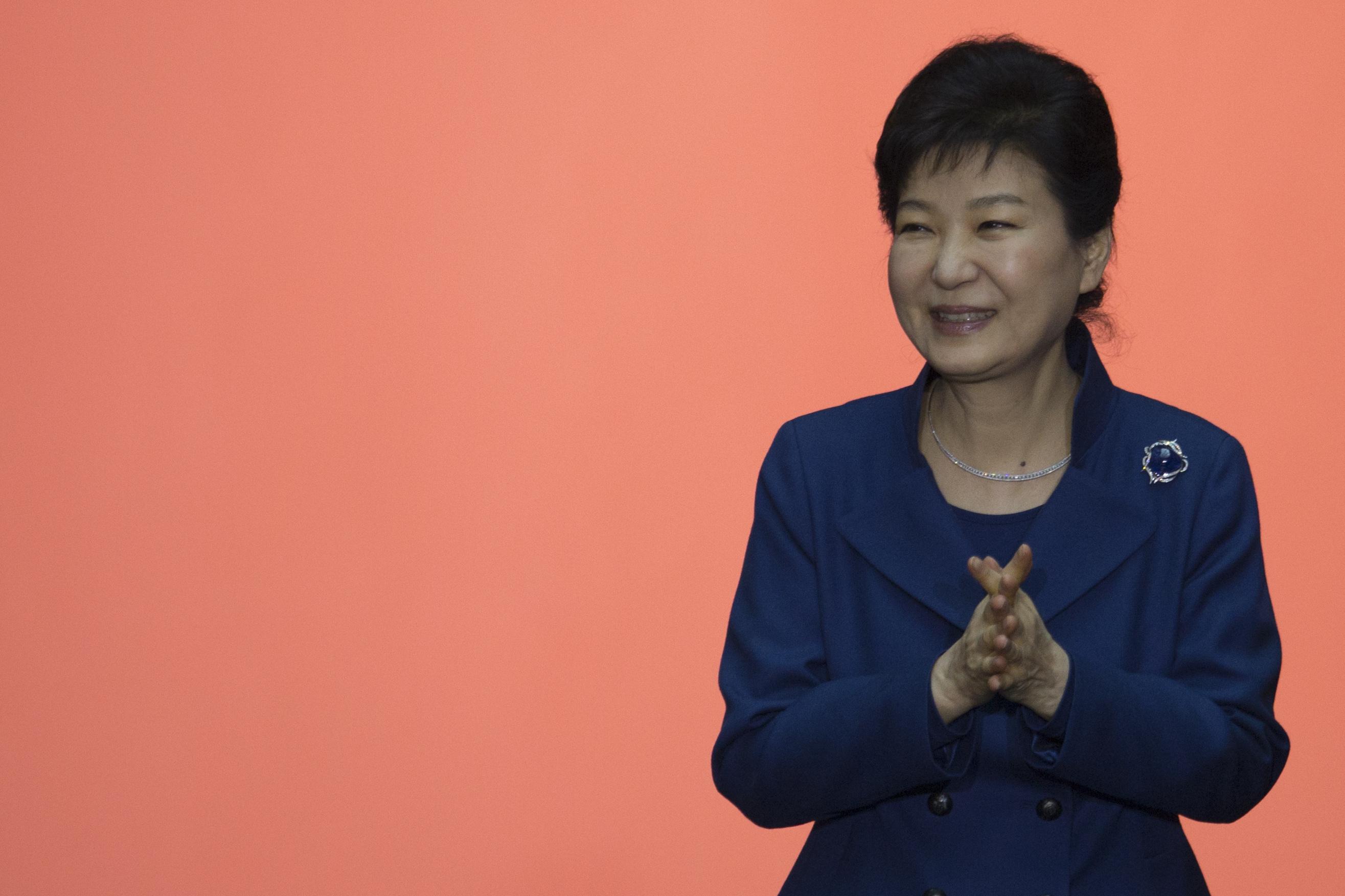 Park Geun-hye Visits Mexico