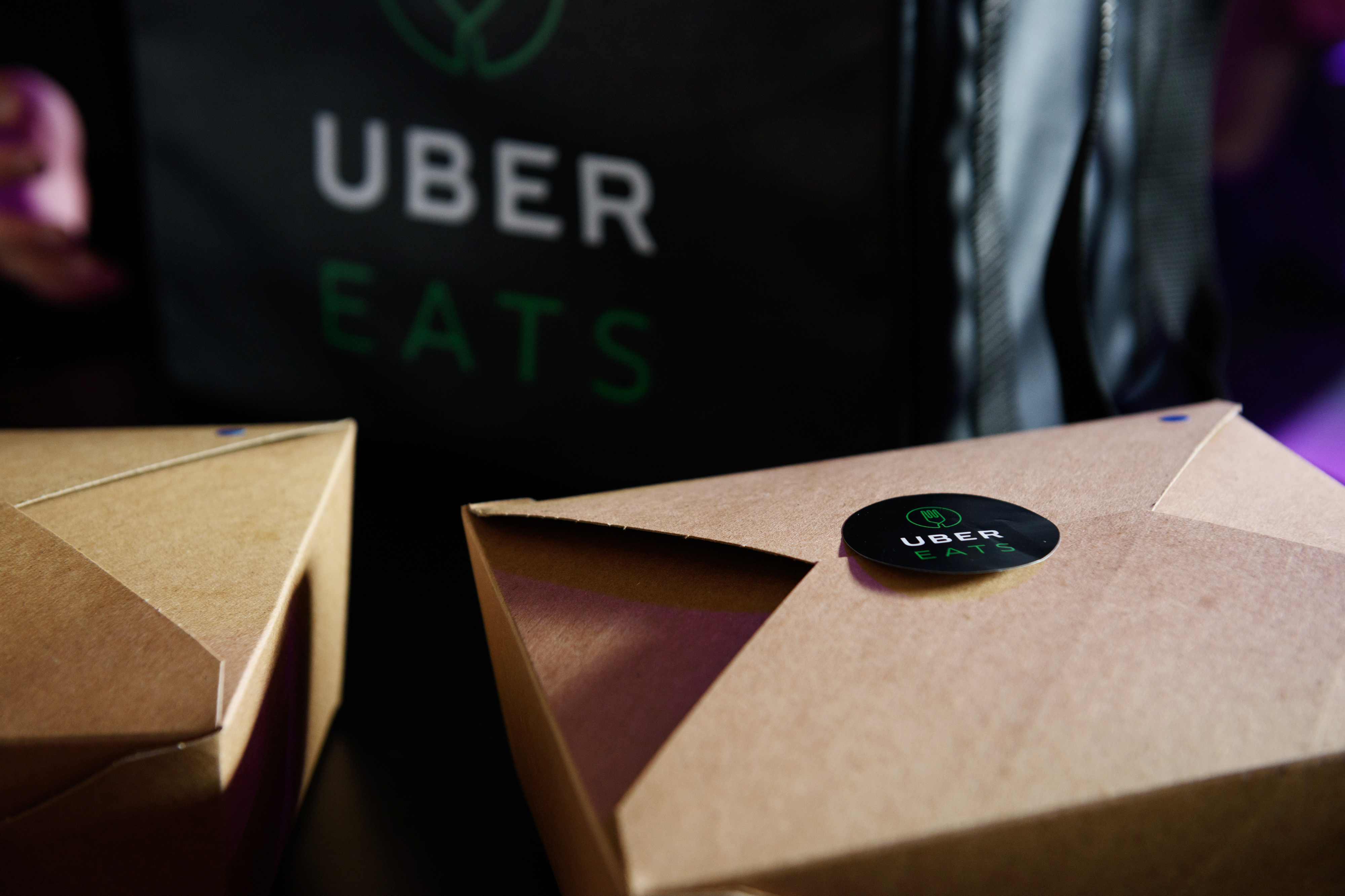 UberEats Japan Launch News Conference