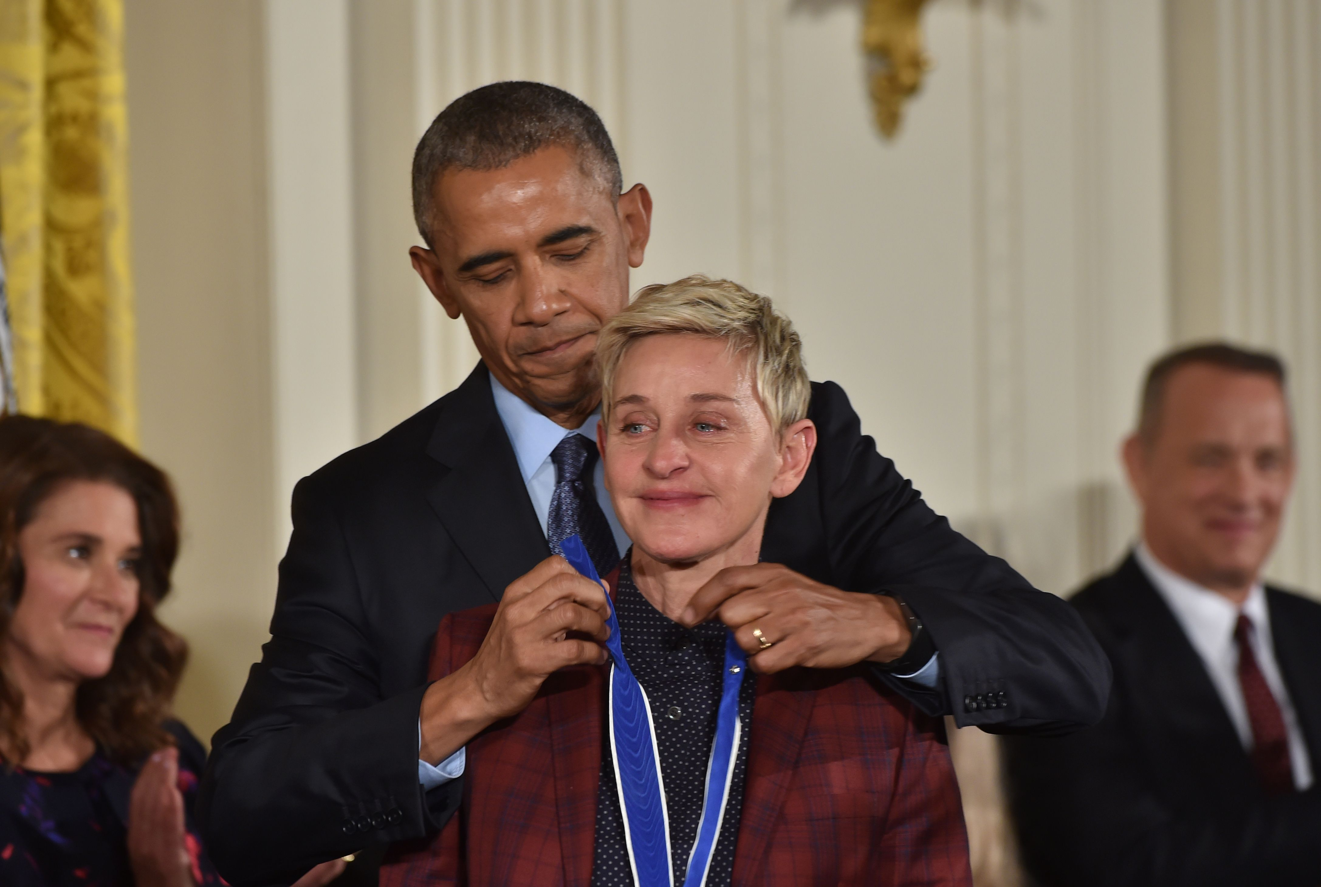 US-POLITICS-OBAMA-MEDAL OF FREEDOM