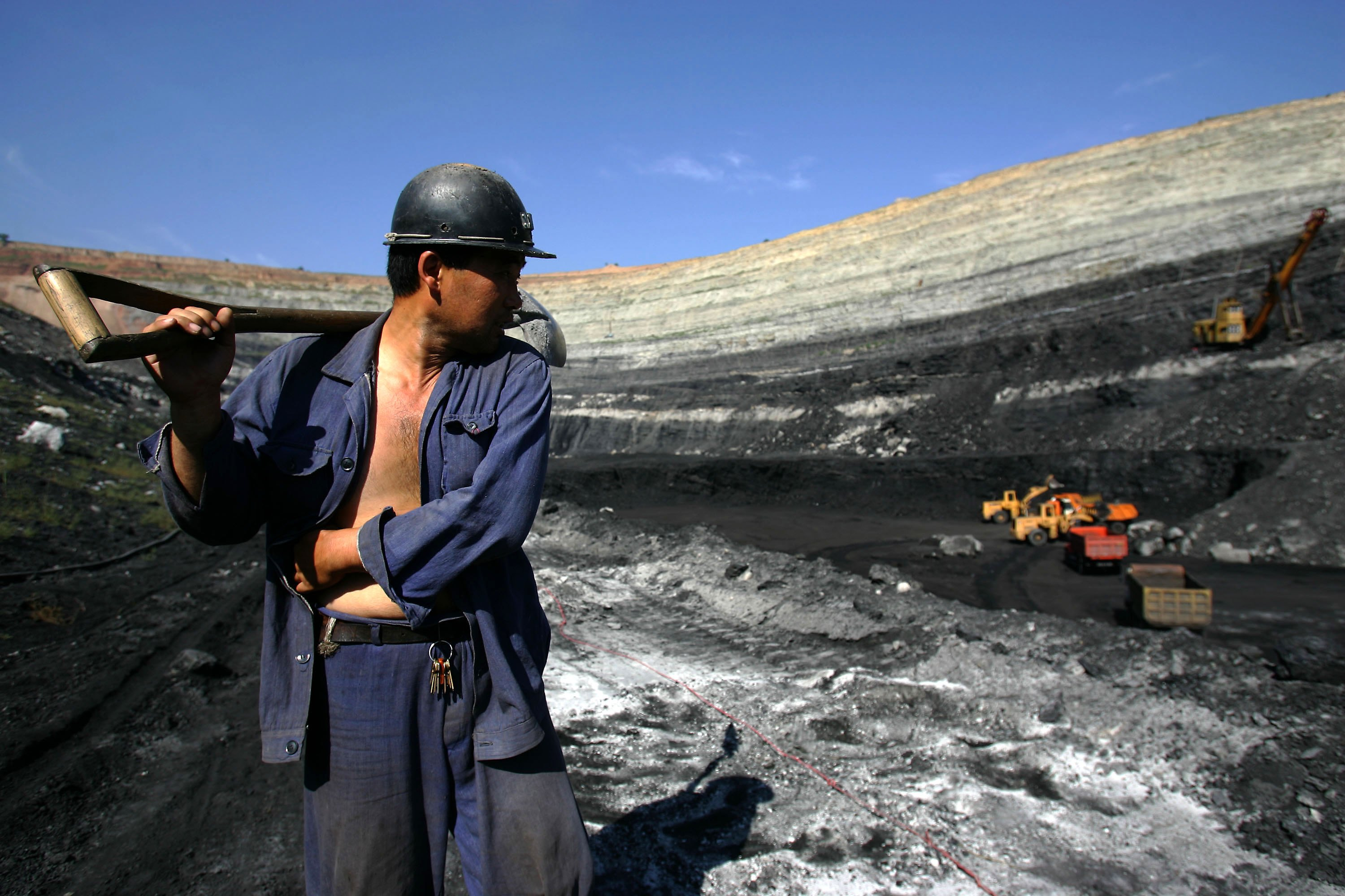 China's Consumption Of Coal Steadily On The Rise