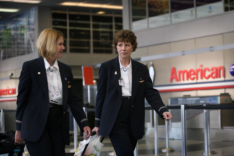 American Airlines Estimates That 900 Flight Attendants Will Be Furloug