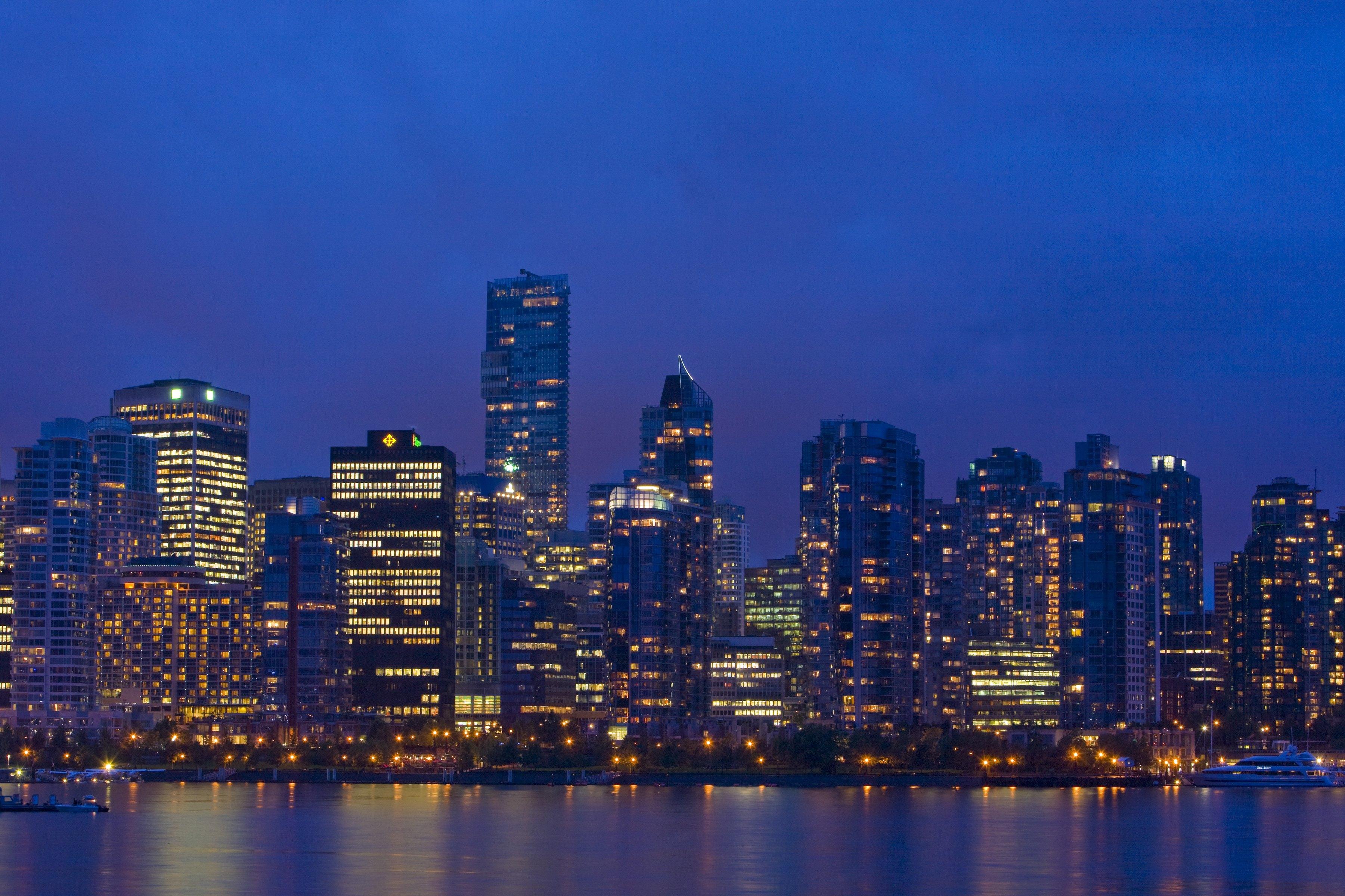 Vancouver: 2010 Winter Olympics Host City