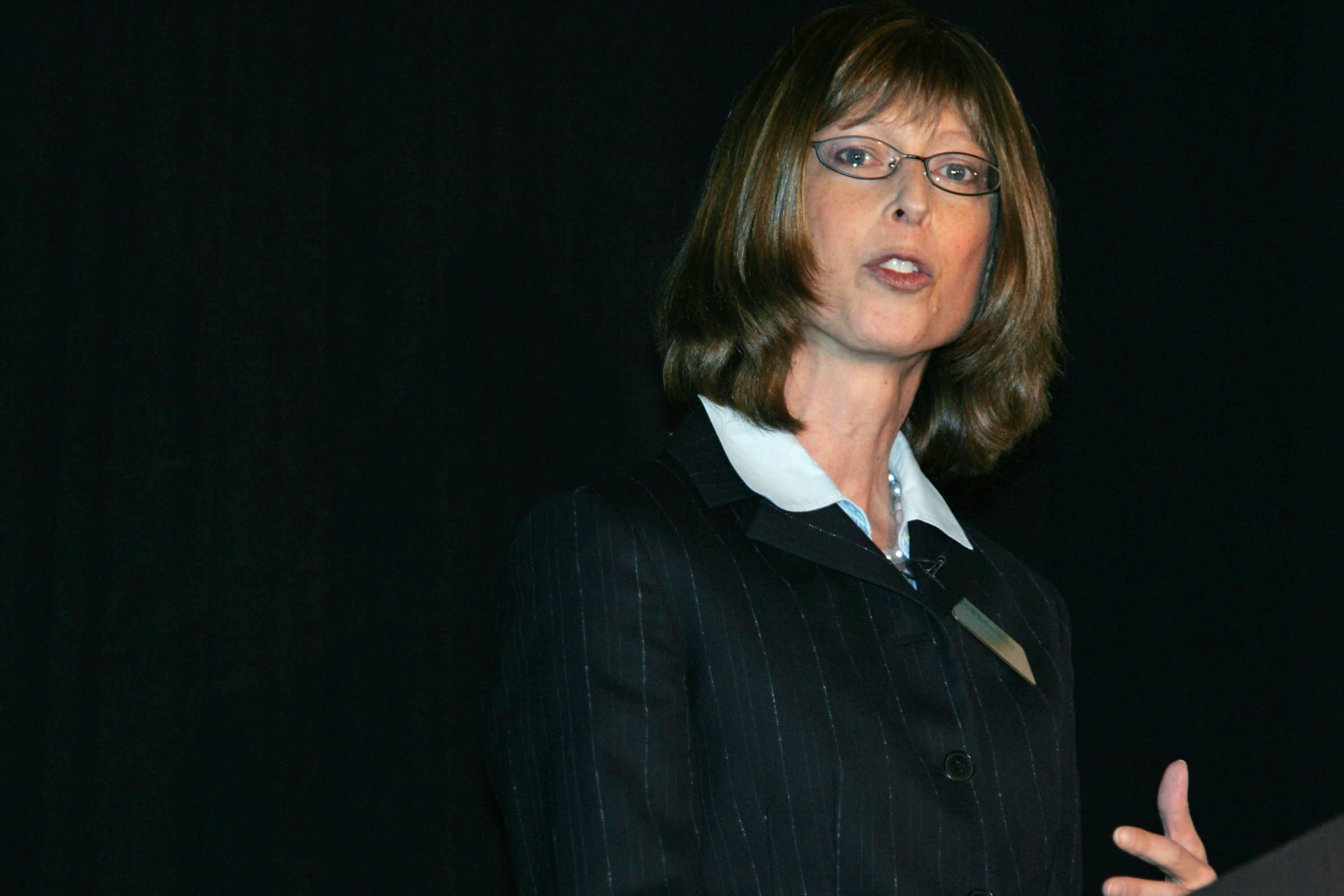 Abigail P. Johnson, CEO of Fidelity Investments.