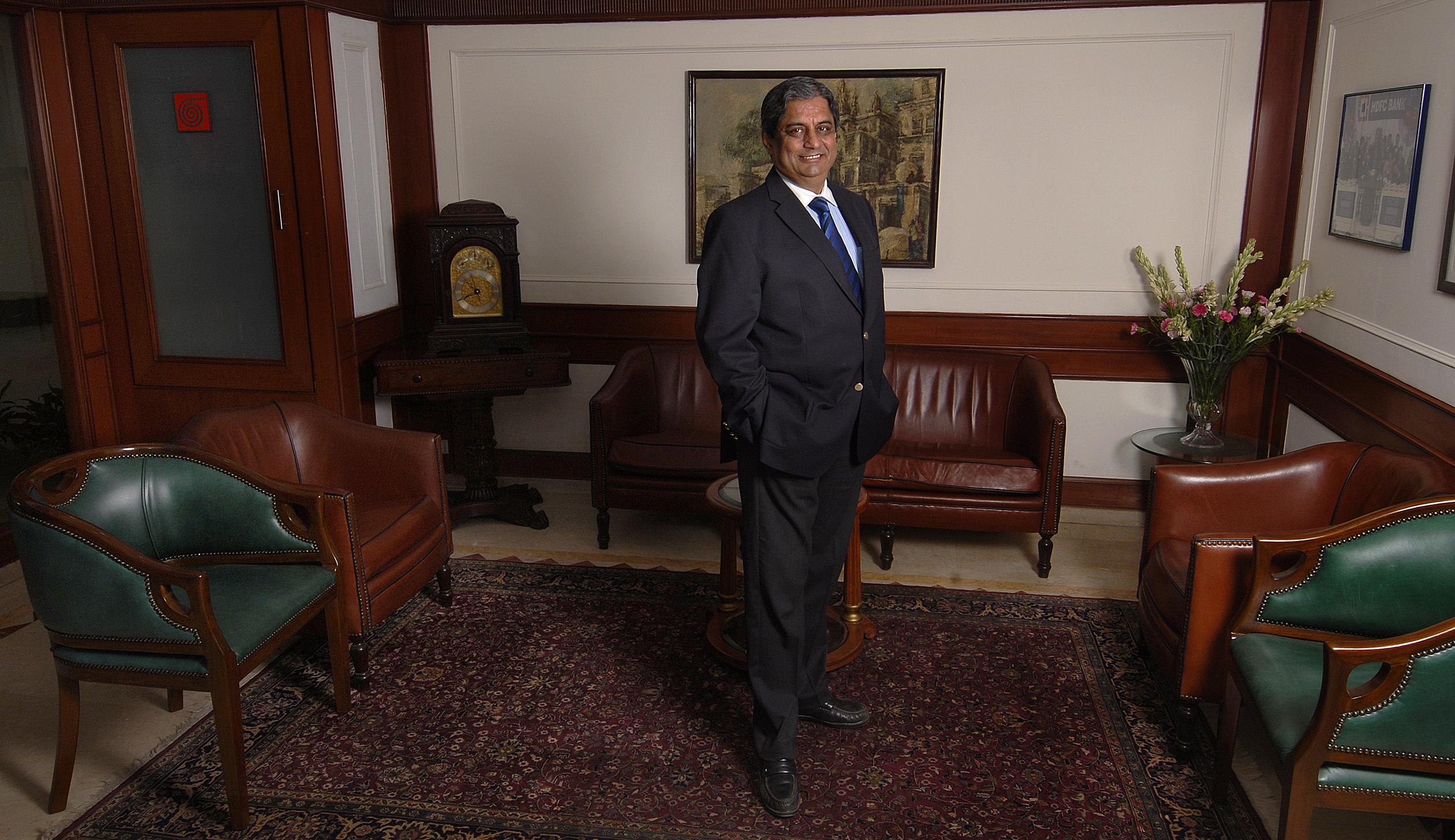 Profile Of  Aditya Puri, HDFC Bank Ltd Managing Director