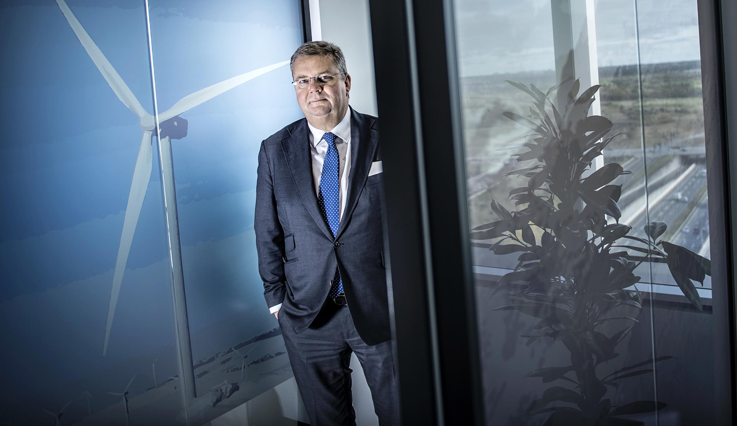 Denmark: CEO of Vestas Anders Runevad