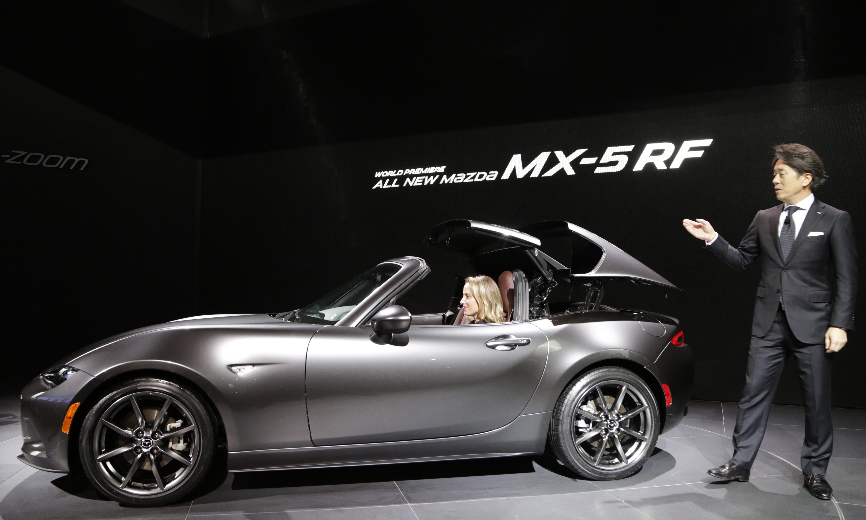 Auto Show Mazda