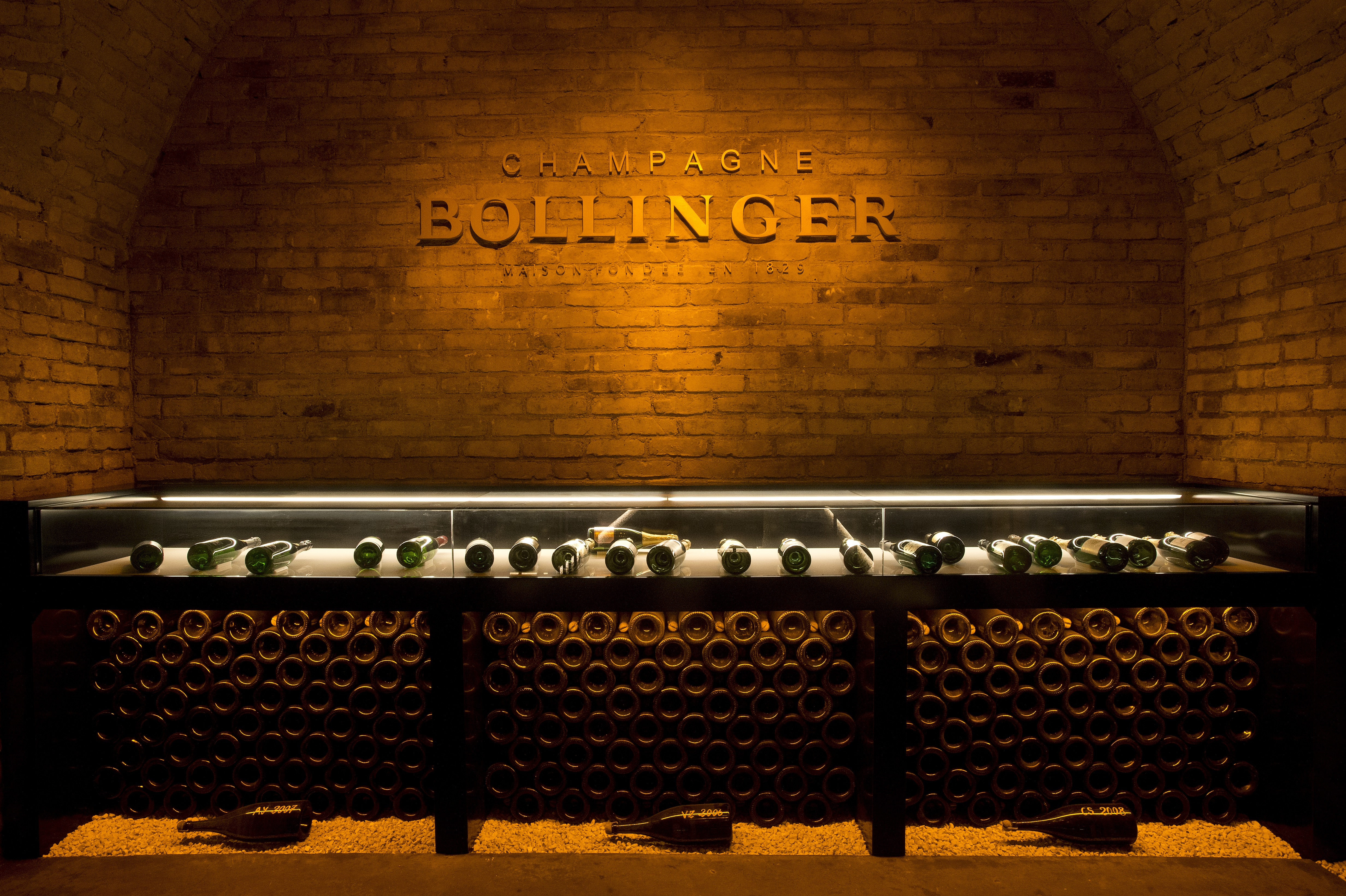Sotheby's this weekend is presenting an auction of rare wines that have never left the cellars of Bollinger in France, including a rare 1914 vintage.