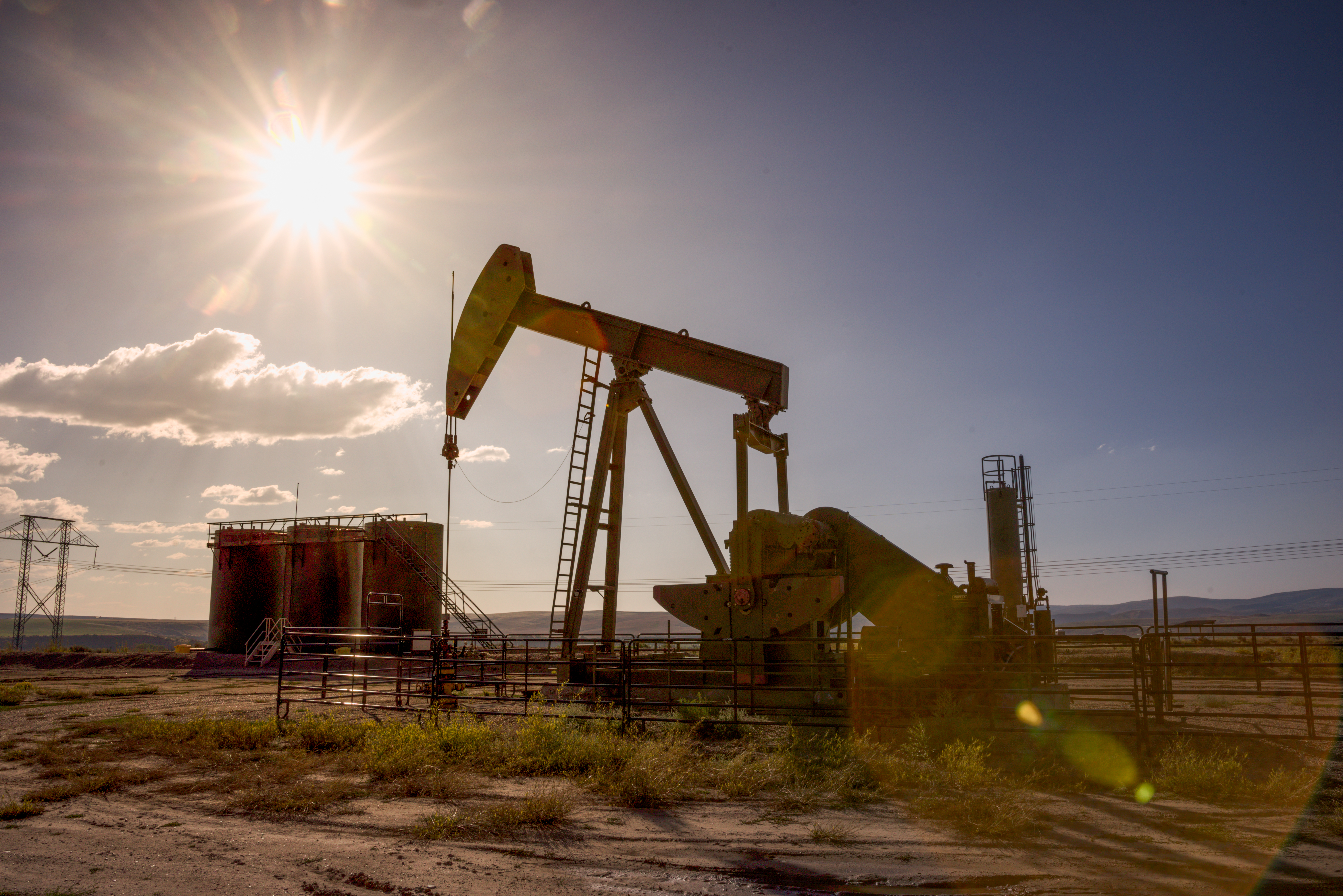 KW Producing Oil And Gas In The Colorado Desert