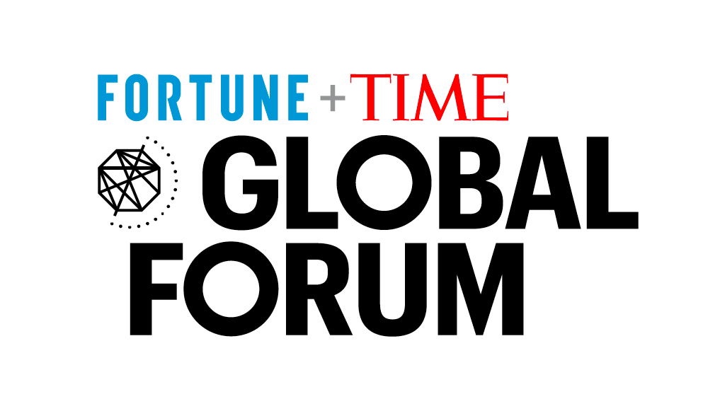 Fortune-Time Global Forum 2016 logo wide