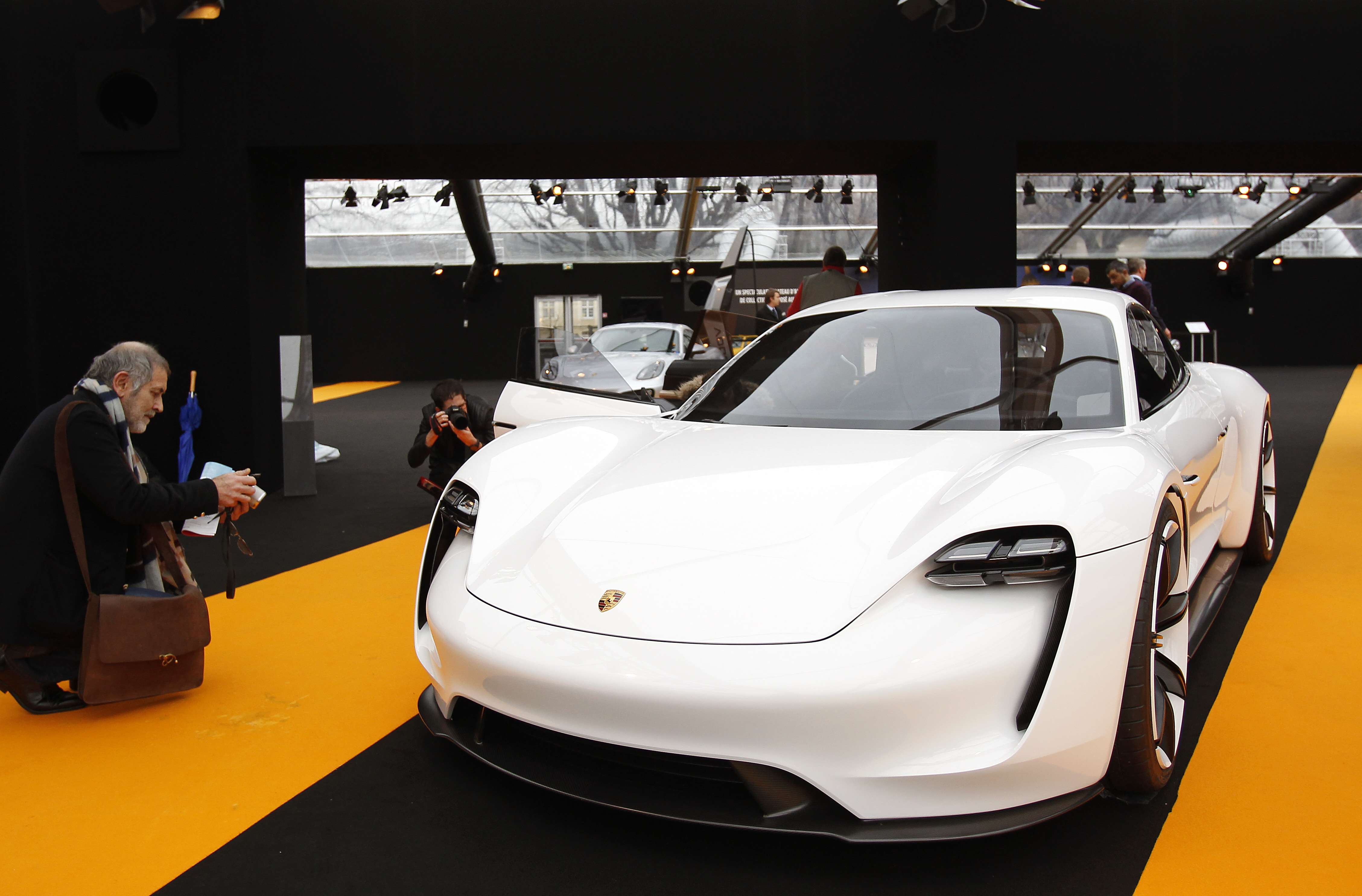 31st International  Automobile Festival At Hotel des Invalides In Paris