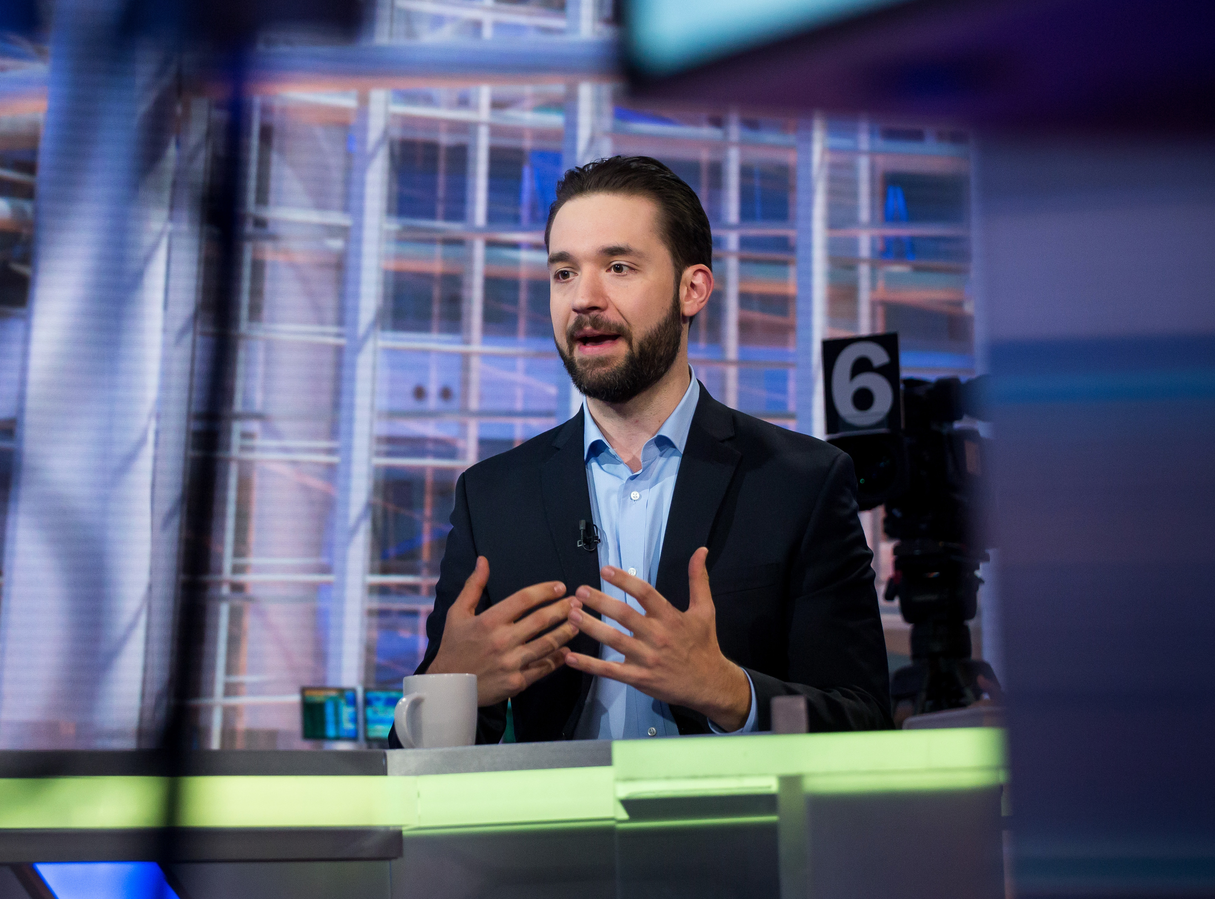 Reddit Inc. Chairman & Co-Founder Alexis Ohanian Interview